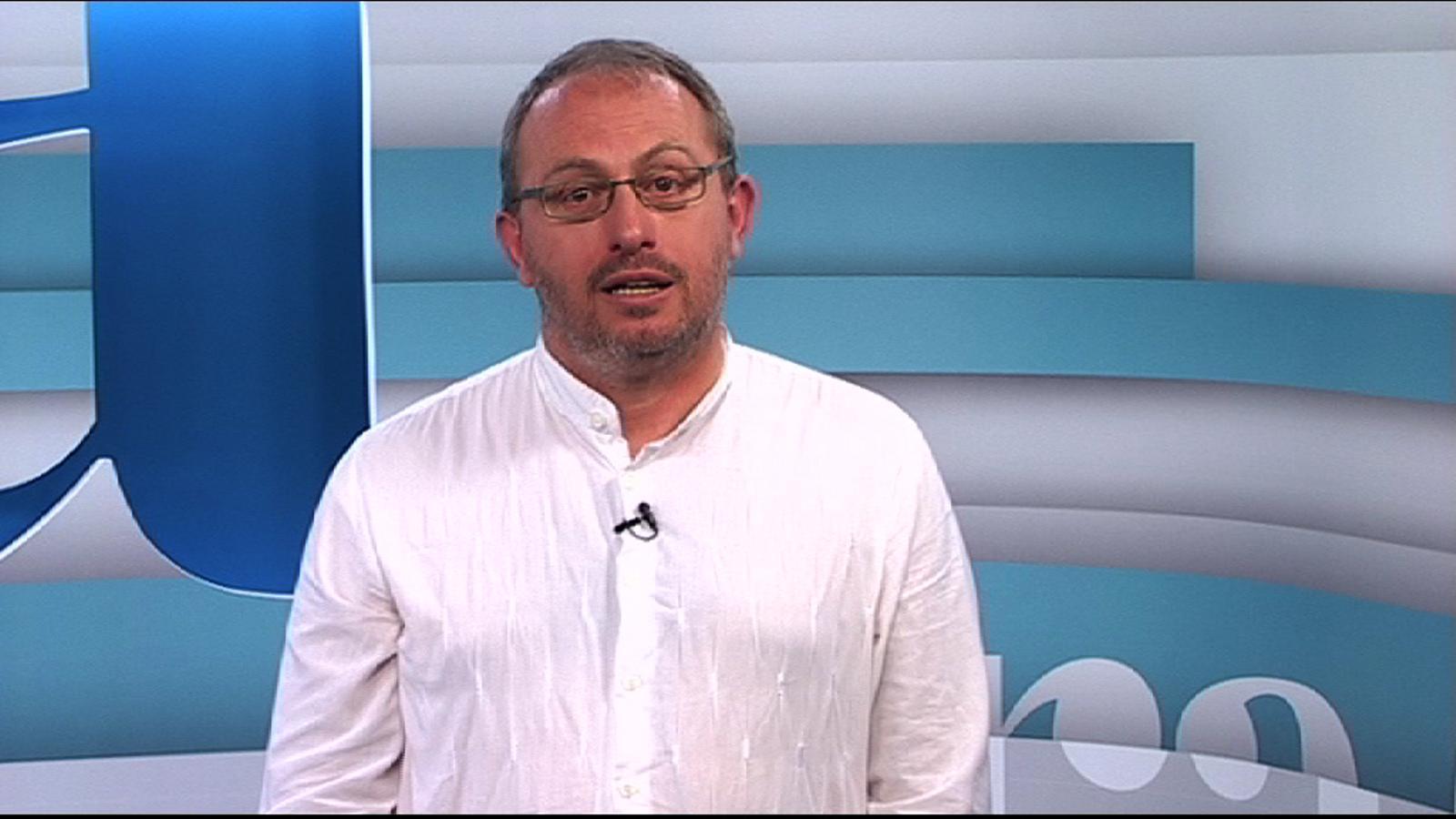 El sociòleg Carles Feixa fa una valoració del moviment dels 'indignats' un any després del 15-M