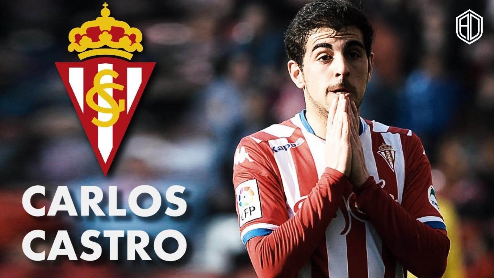 El davanter Carlos Castro canvia 'Mareo' per Son Bibiloni