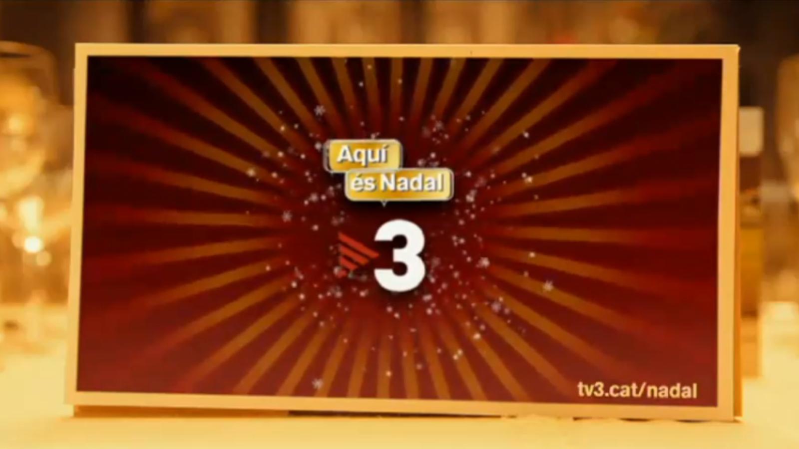 Ja és Nadal a TV3 i estan contents