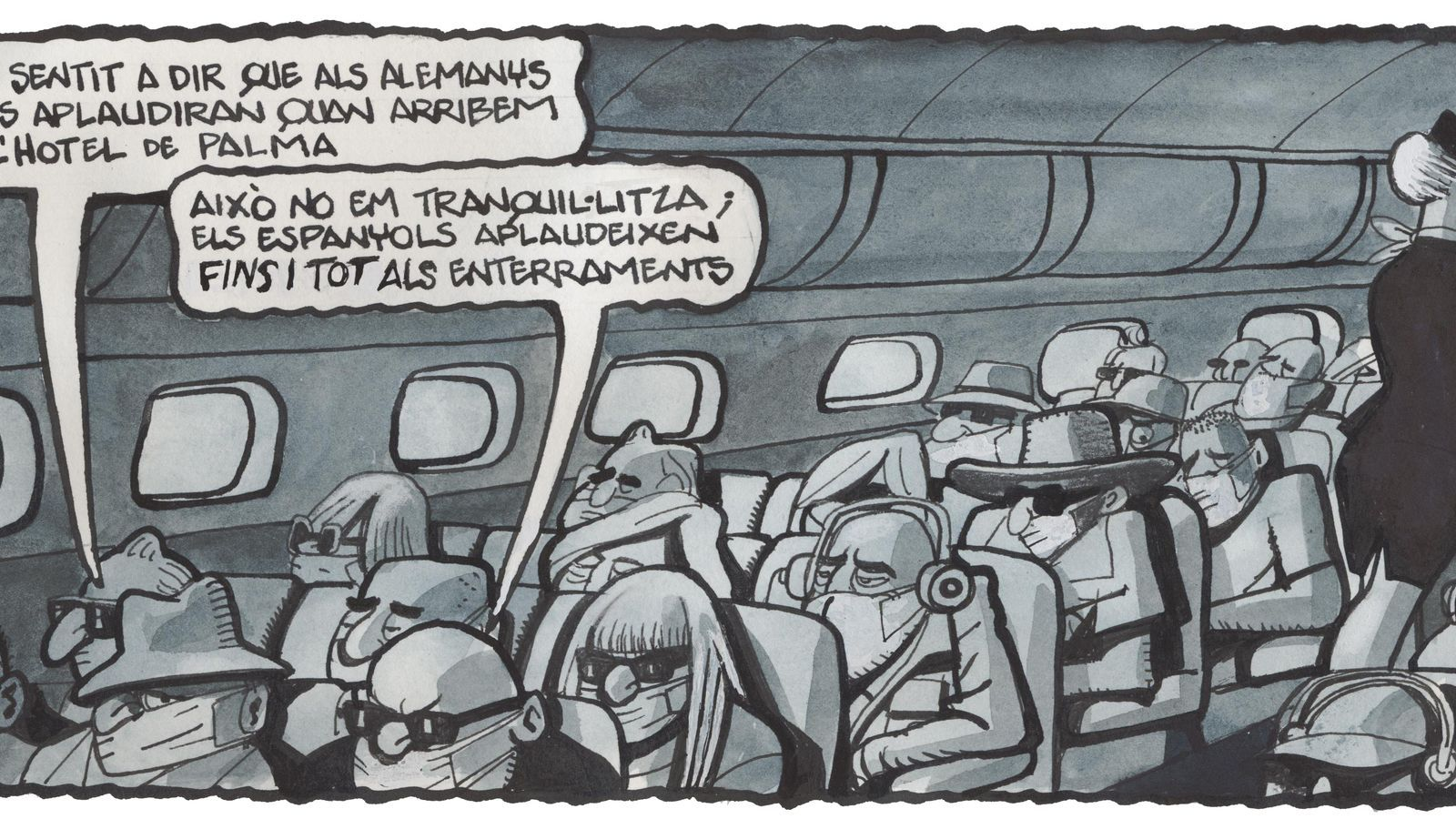 'A la contra', per Ferreres 20/06/2020