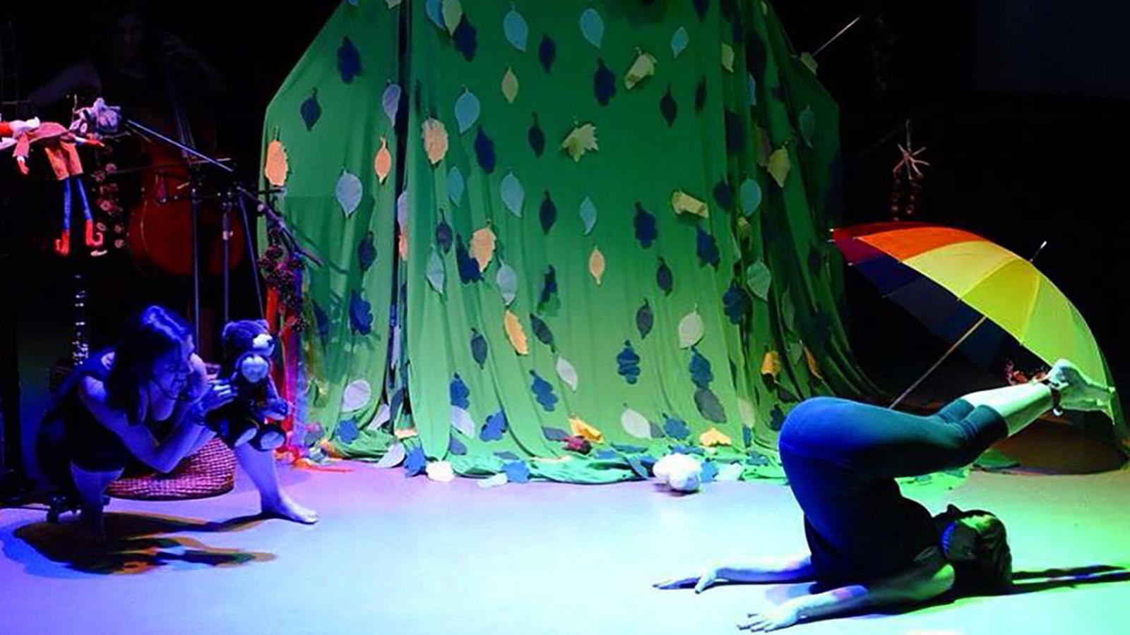 'El bosc màgic d'en Floc'. / FUNDACIÓ ONCA
