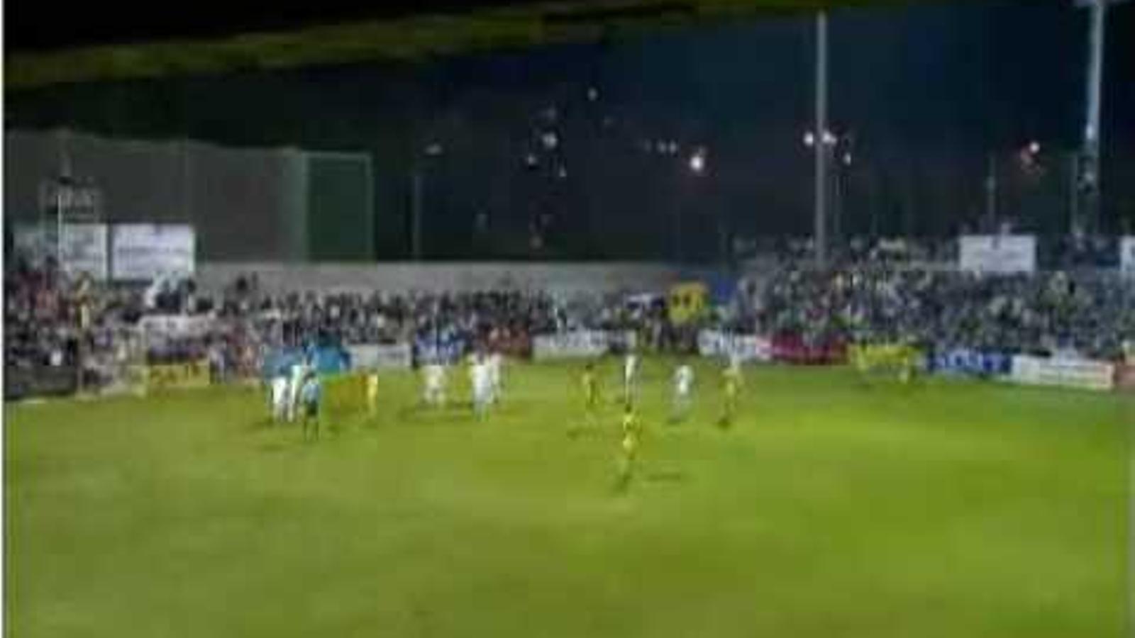 Alcorcón 4 - Reial Madrid 0 (Copa del Rei)