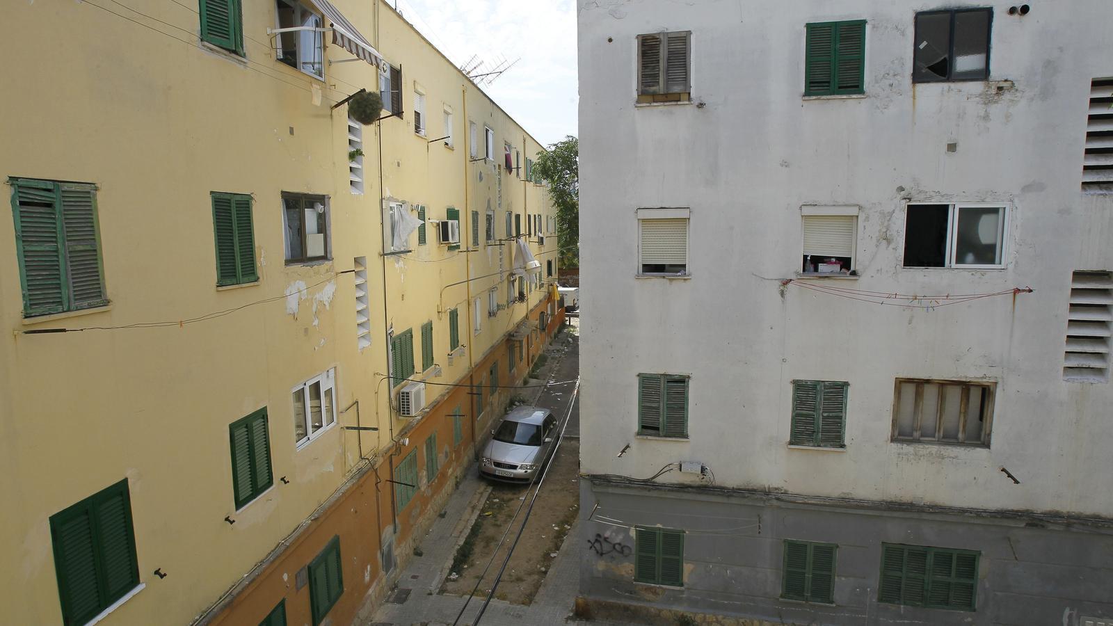 Detinguts per la violació en grup d'una adolescent a Palma