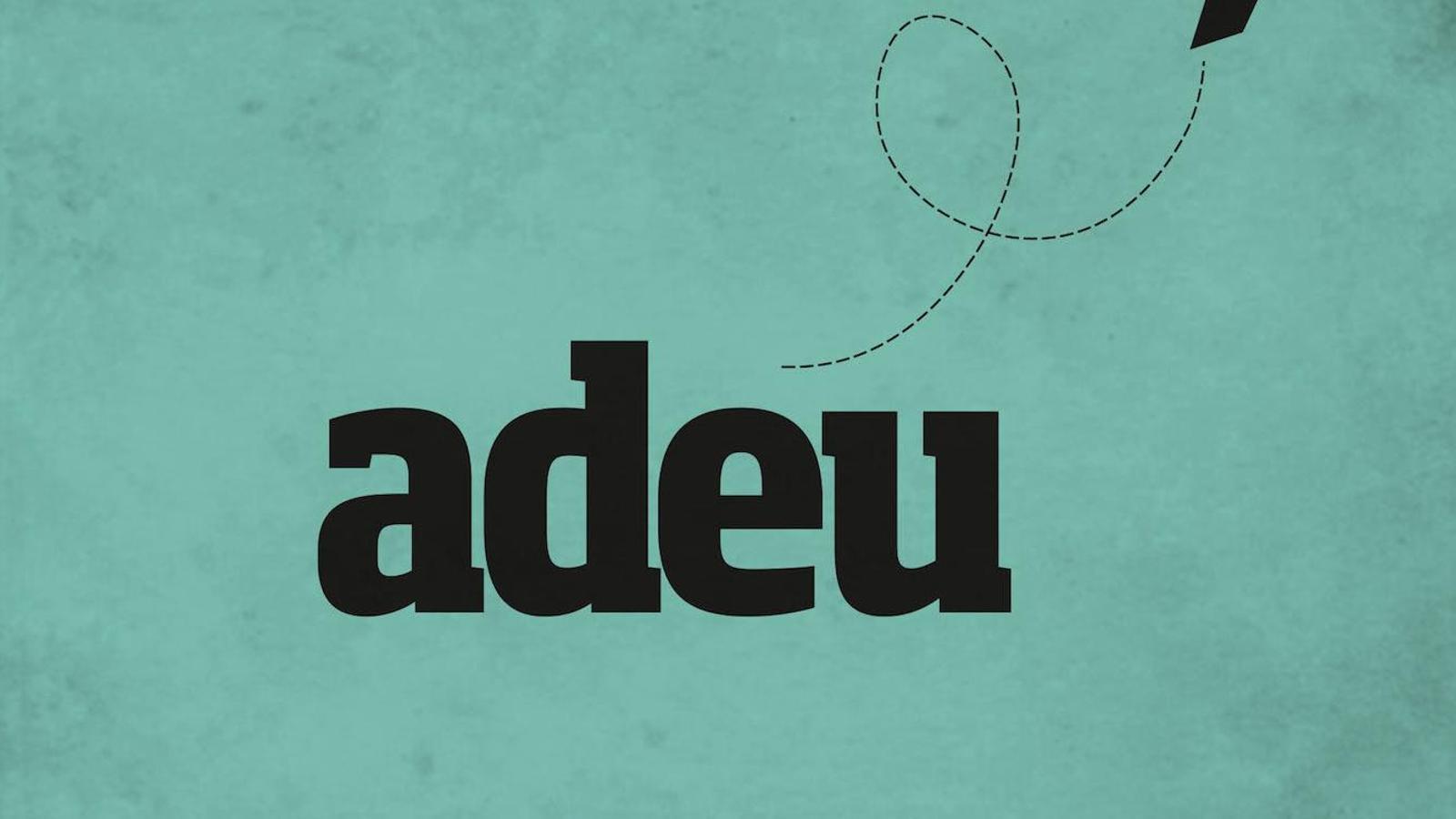 L'IEC aprova la reducció dels accents diacrítics: adeu a 'adéu'