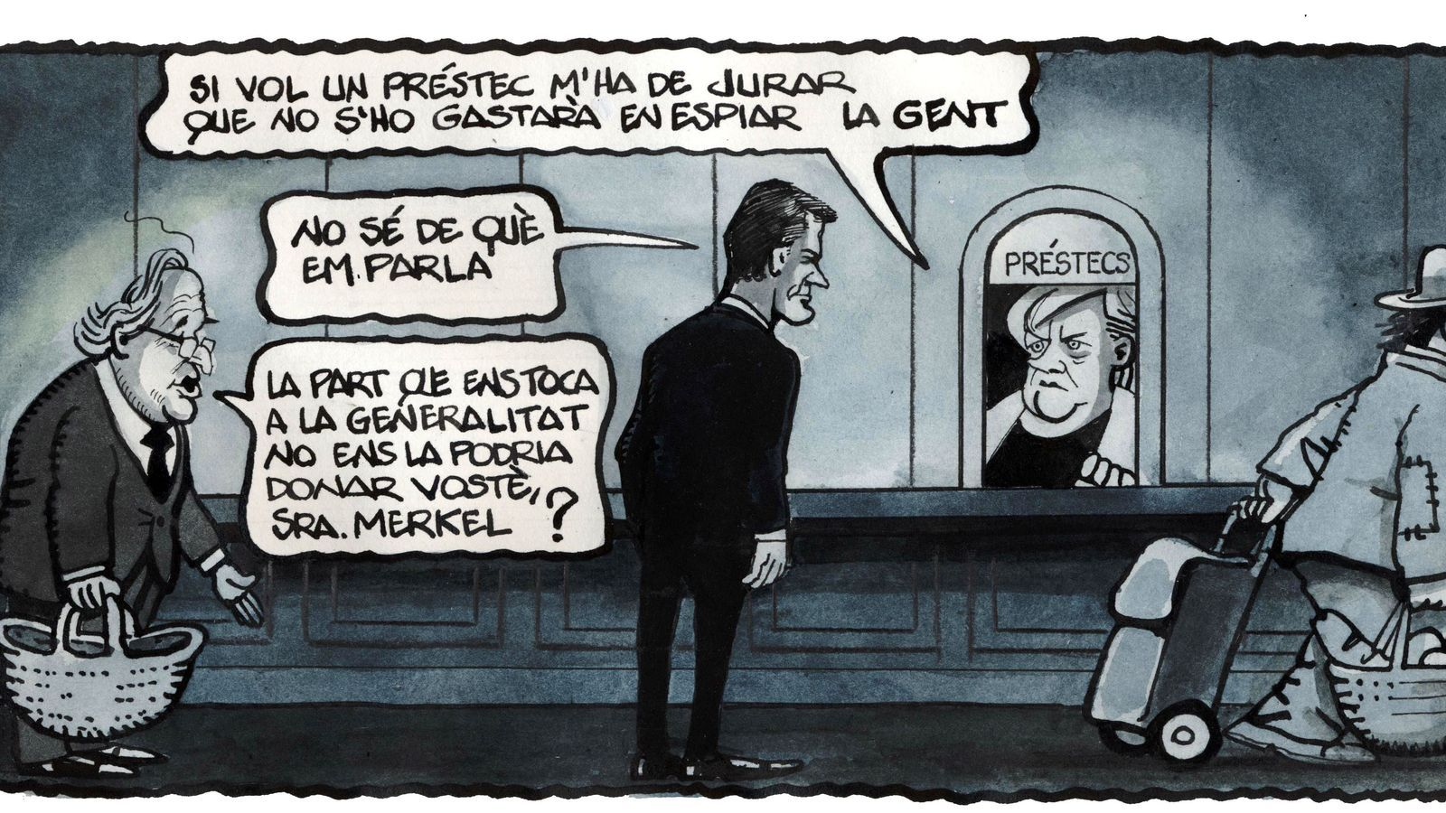 'A la contra', per Ferreres 18/07/2020