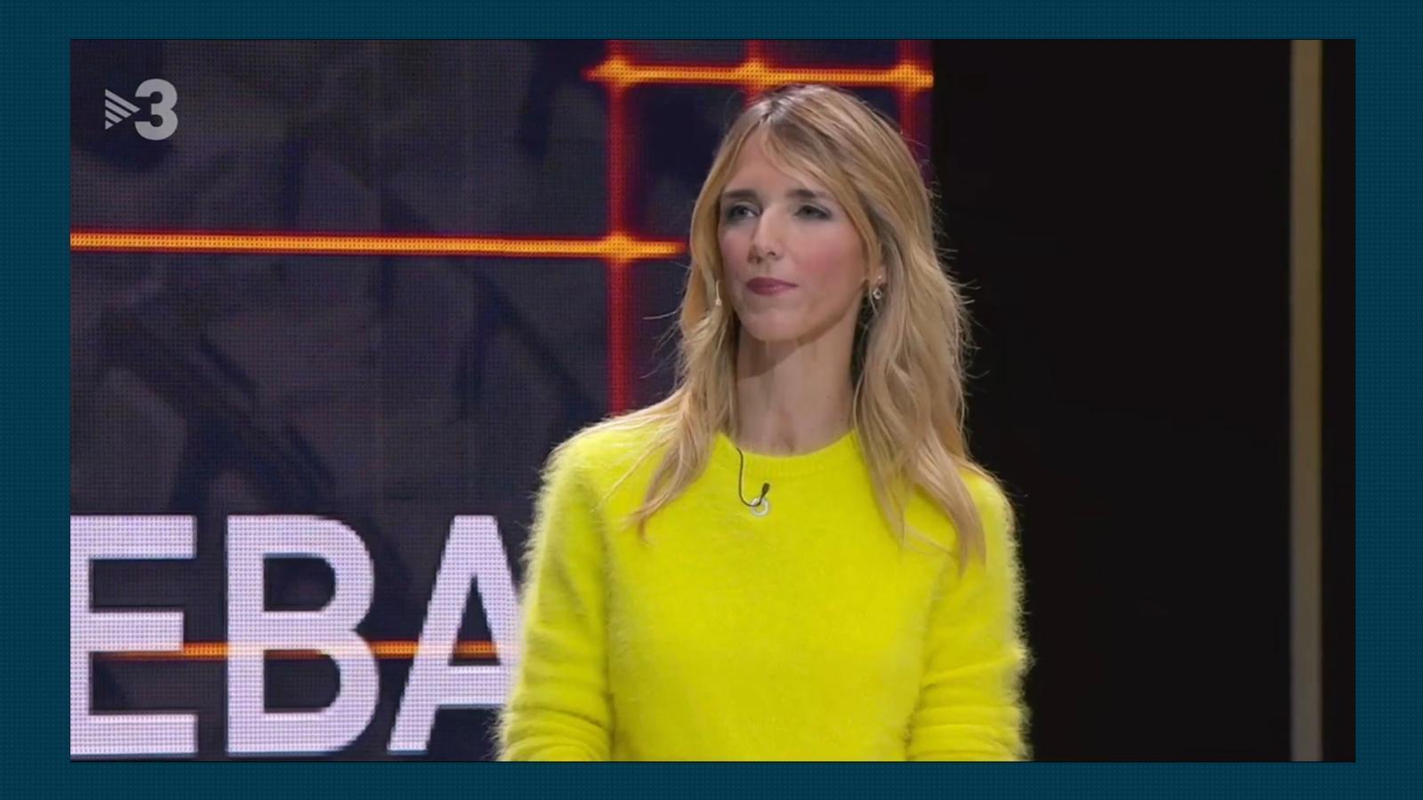 L'anàlisi d'Antoni Bassas: 'Cayetana, candidata a la colònia'