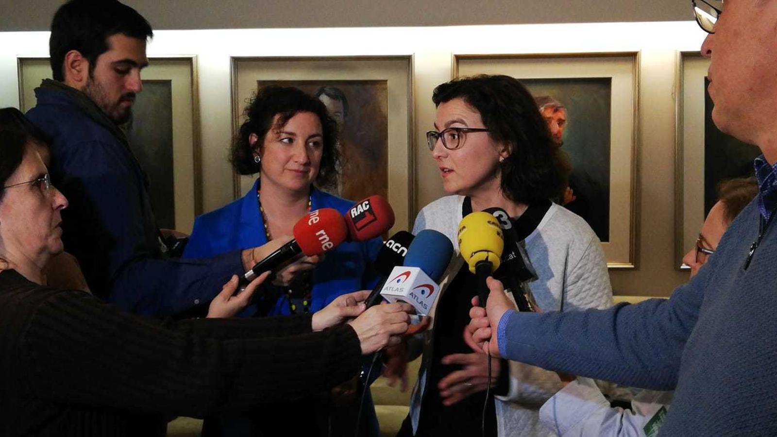 El PSC vol que Torra  expliqui al Parlament per què no ha presentat els pressupostos de la Generalitat