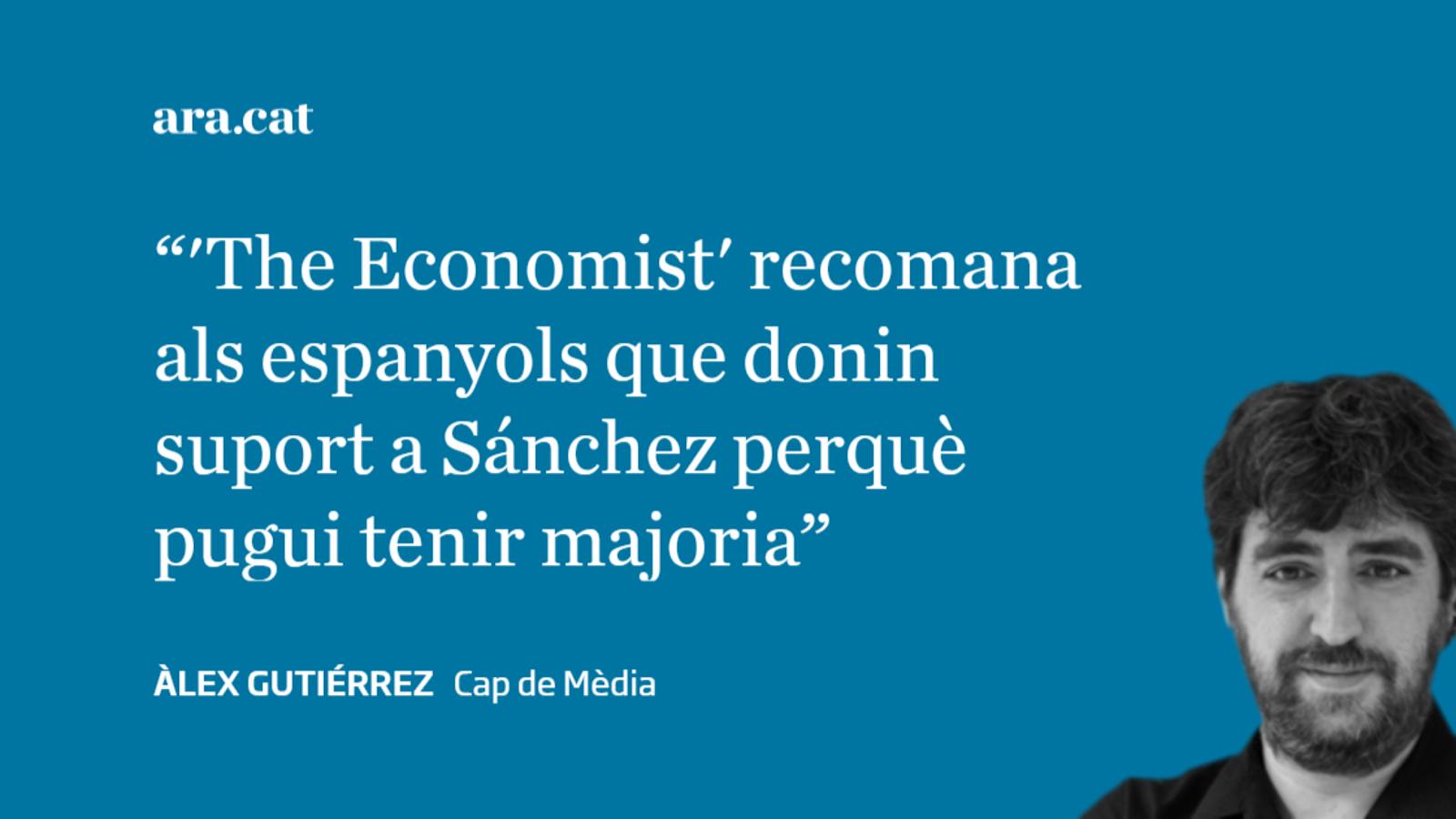 Rivera cau en desgràcia: ni 'El Mundo' ni 'The Economist'