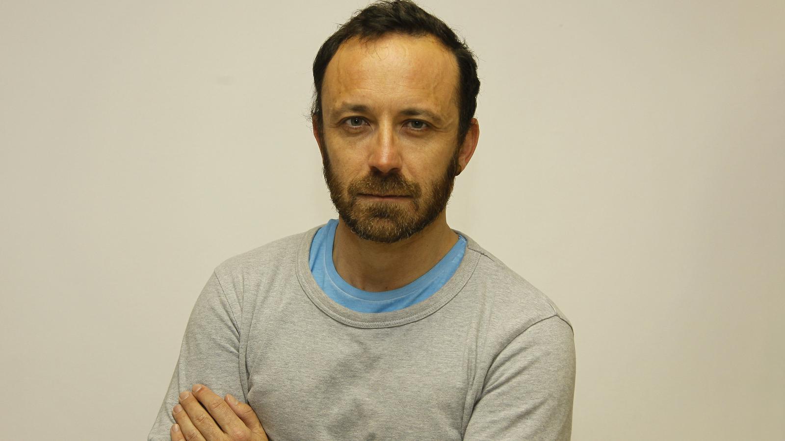 Rafa Gallego guanya la beca d'Autor Resident del Teatre Principal per La brigada invisible
