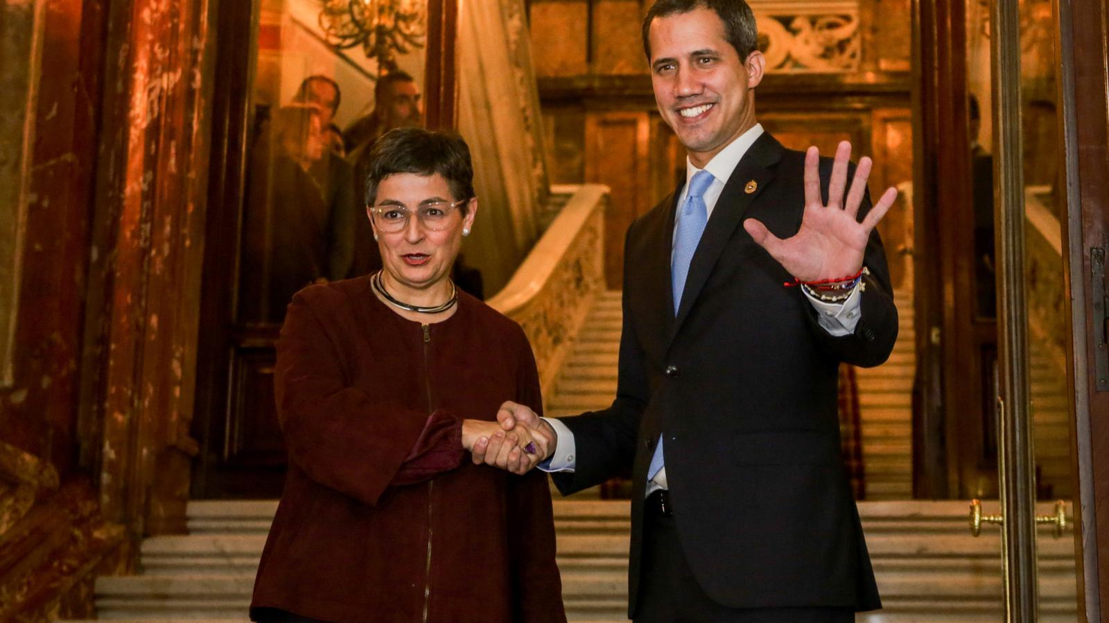 Sánchez-Guaidó o el desamor