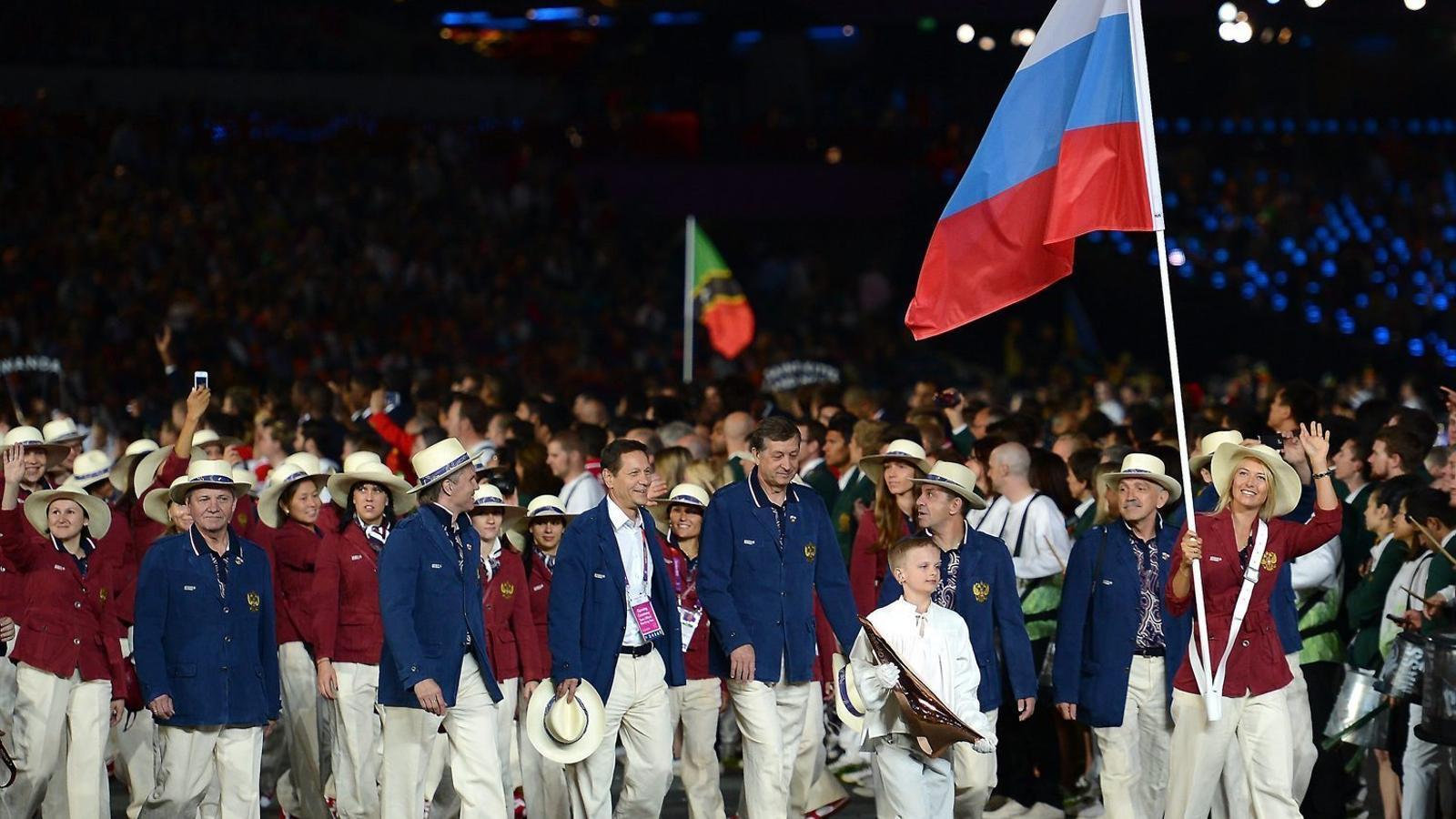 La possible exclusió de Rússia, una qüestió tant esportiva com política