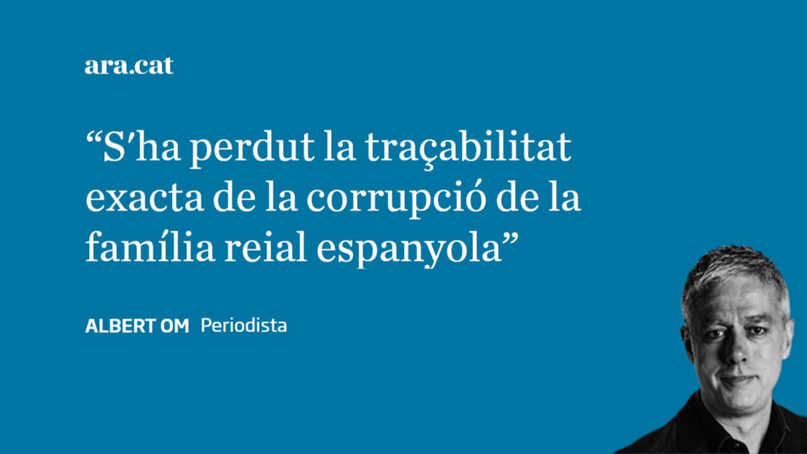 Carta a Iñaki Urdangarin: 'El pacient zero no eres tu'