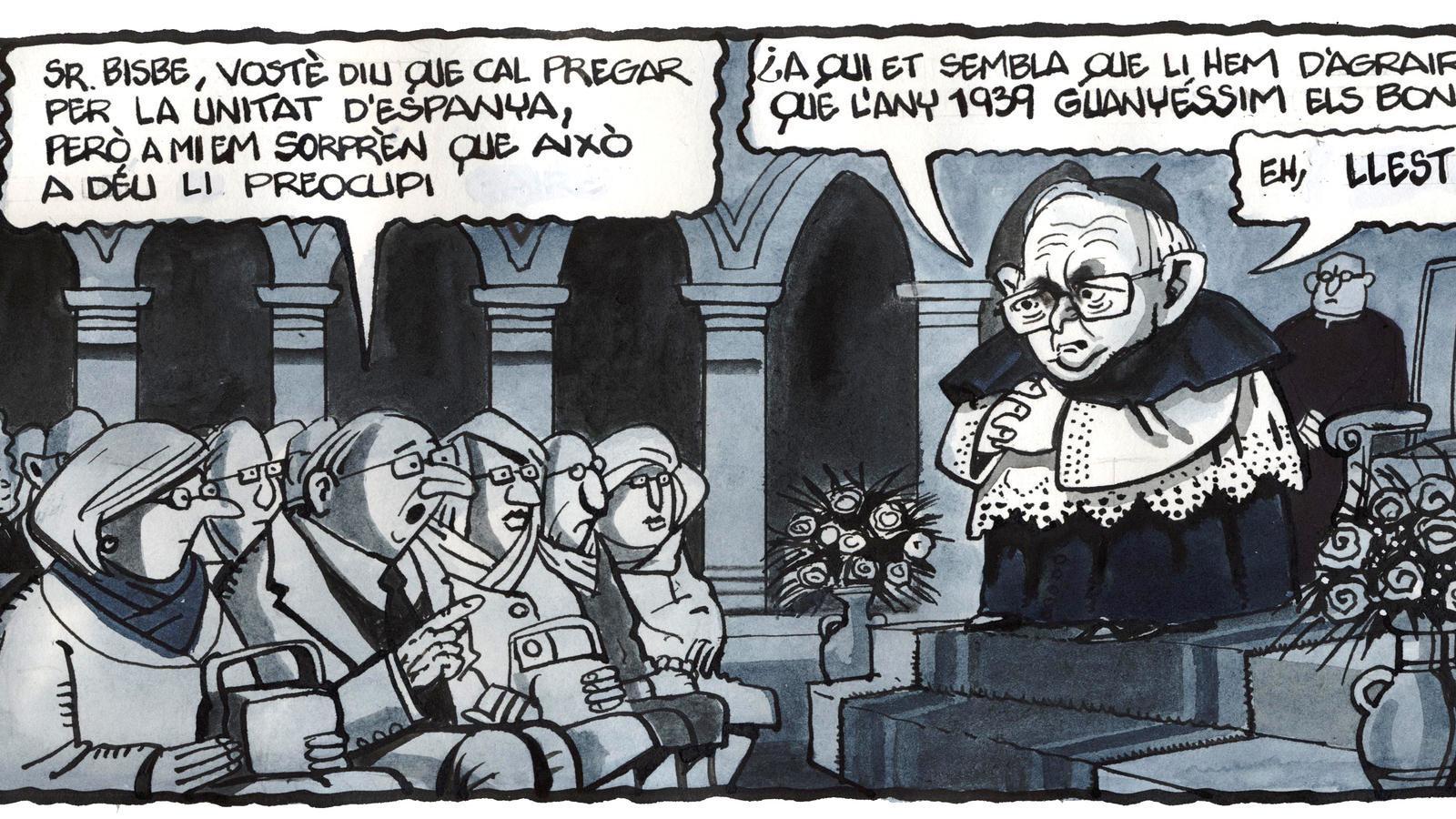 'A la contra', per Ferreres 15/01/2020