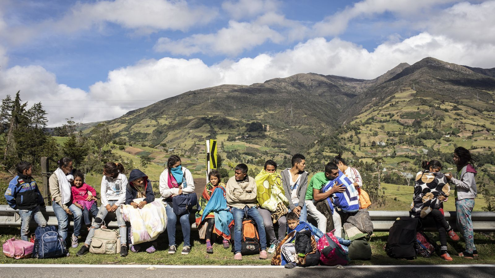 Rècord històric de persones refugiades al món