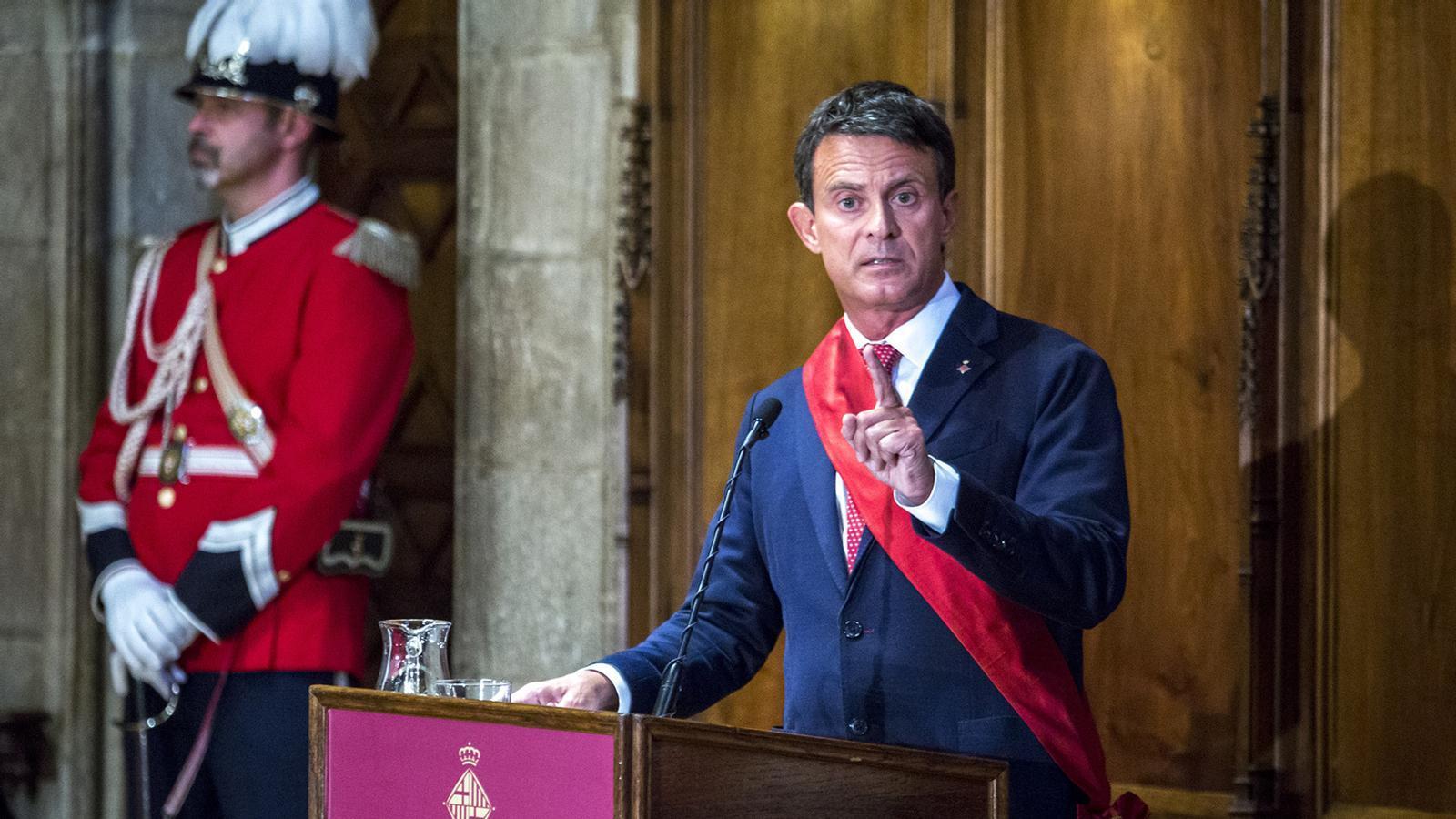 L'anàlisi d'Antoni Bassas: 'Ara que Valls ho ha deixat amb Rivera'