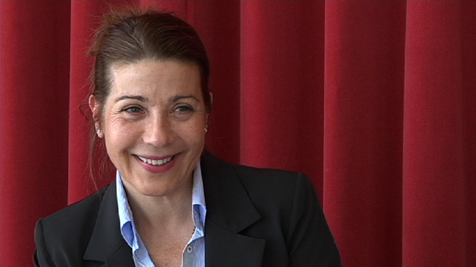 Emma Vilarasau: Vaig deixar de llegir les crítiques perquè m'afectaven massa