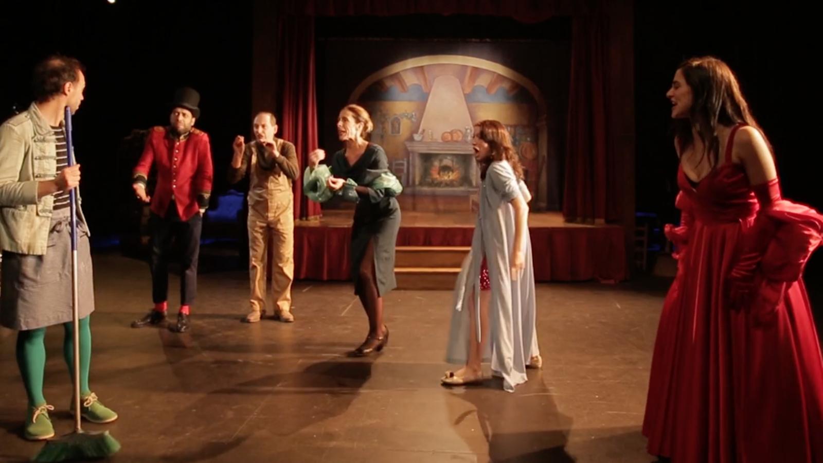 'La desaparició de Wendy' de Josep Maria Benet i Jornet, a la Sala Beckett