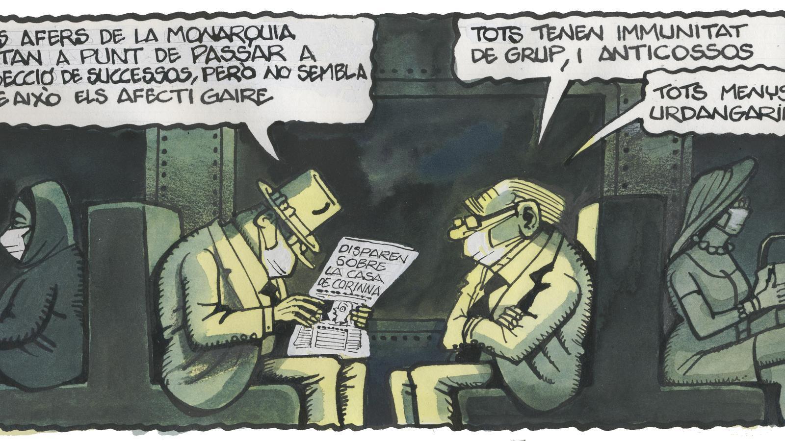 'A la contra', per Ferreres 27/07/2020