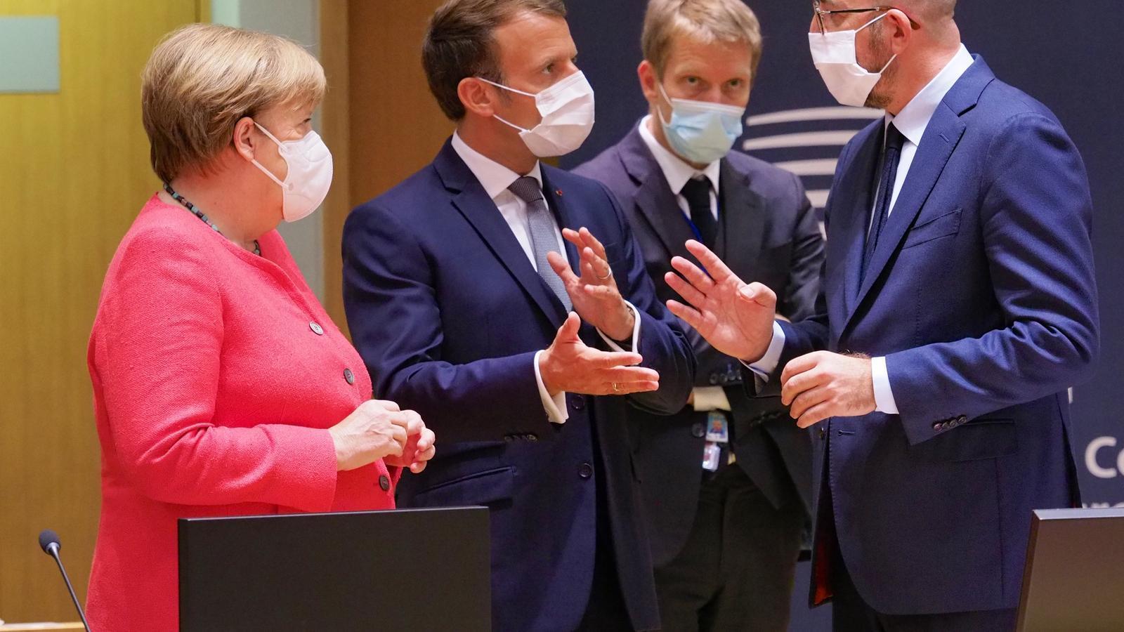 Guia per entendre què hi ha en joc a la cimera europea pel pla de recuperació