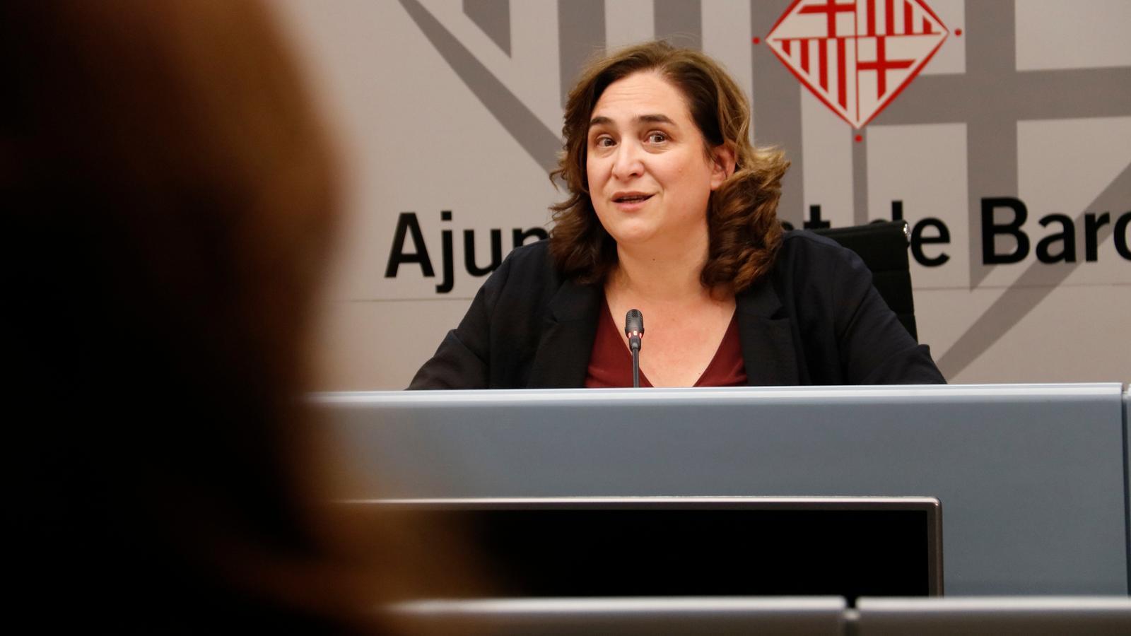 Barcelona dibuixa un pla per eixugar el dèficit provocat pel coronavirus utilitzant el superàvit