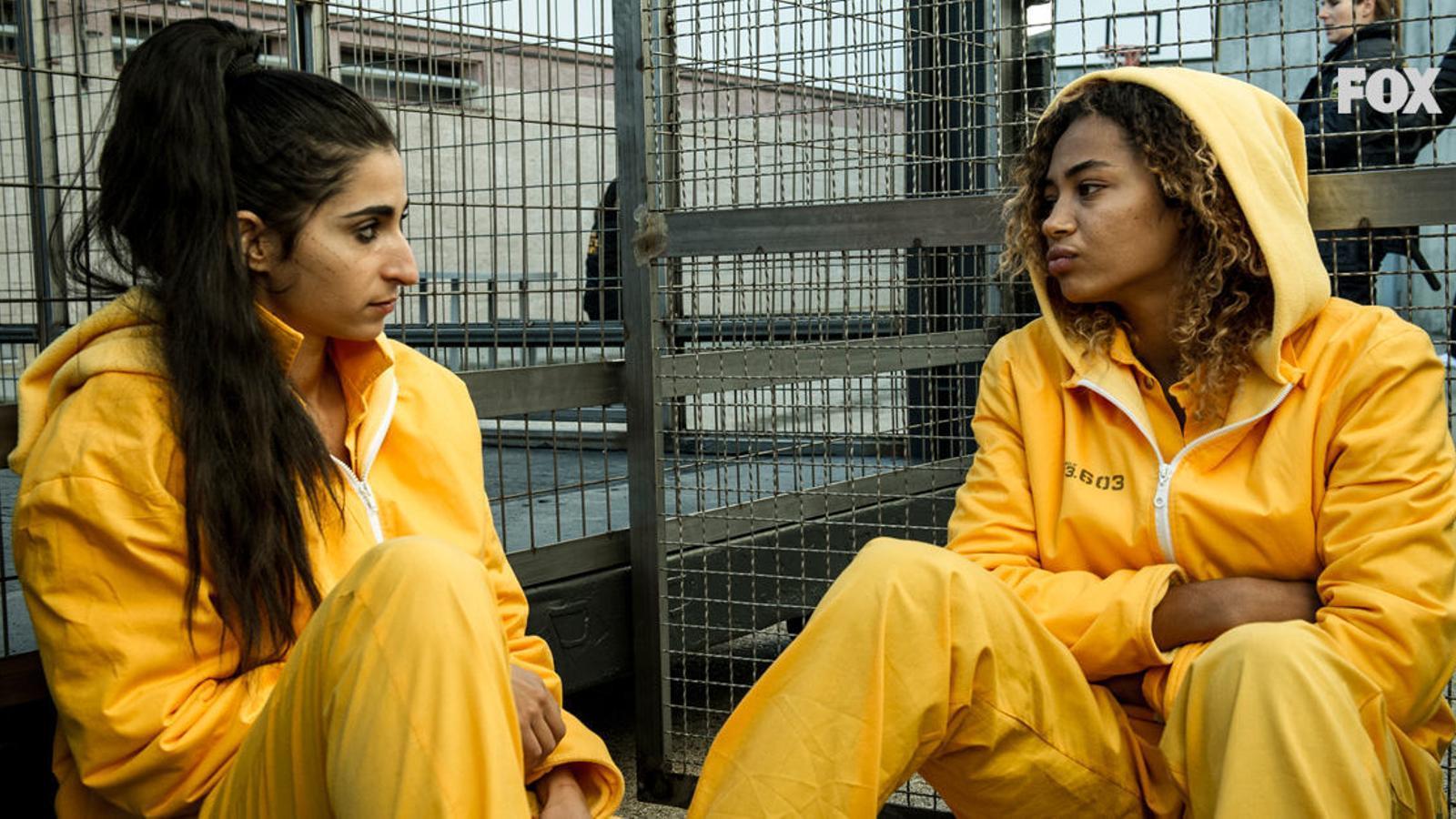 'Vis a vis' torna dilluns a Fox, que ja prepara la quarta temporada