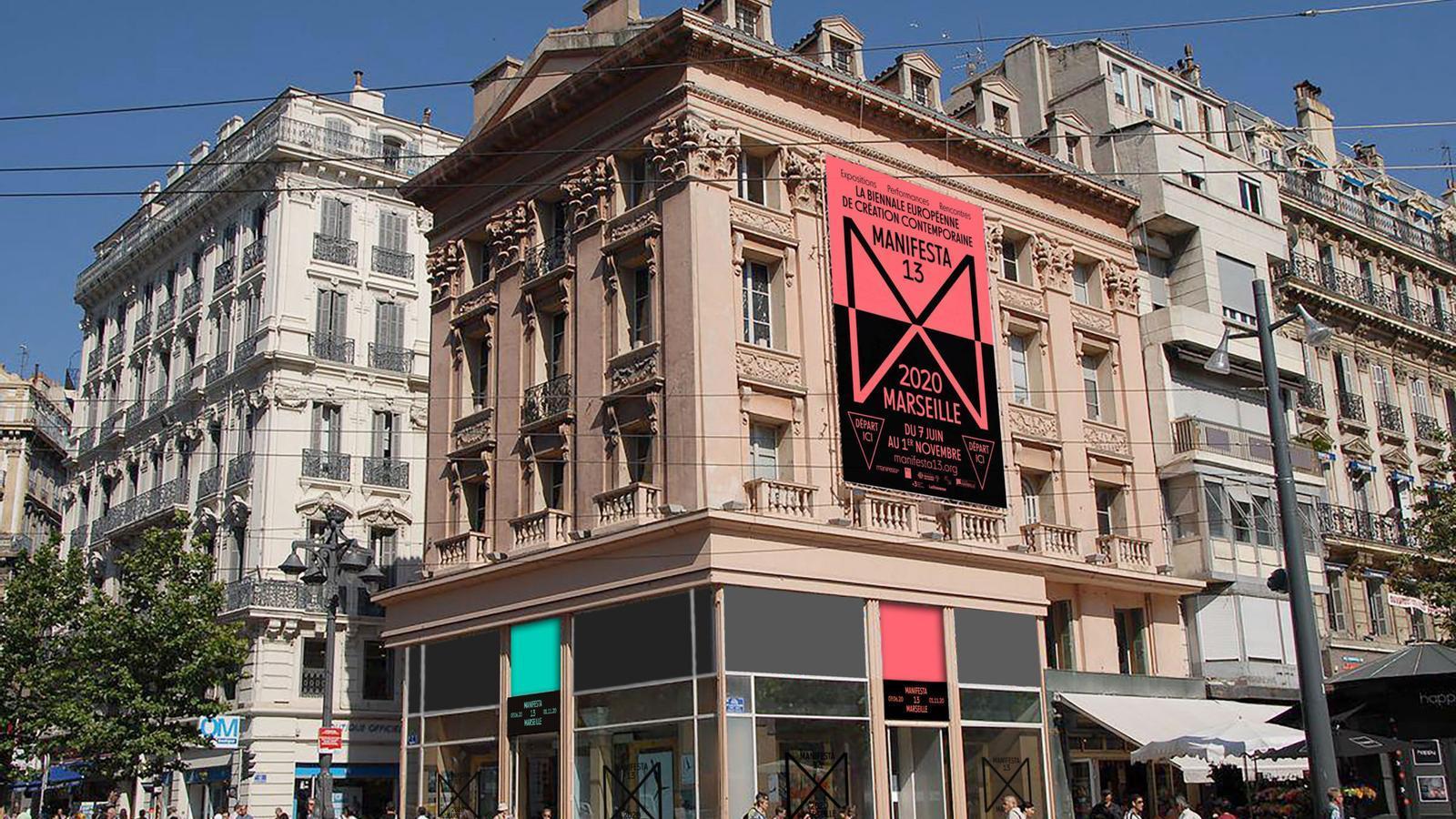 El cèntric espai dedicat a ser el 'hub' de Manifesta a Marsella