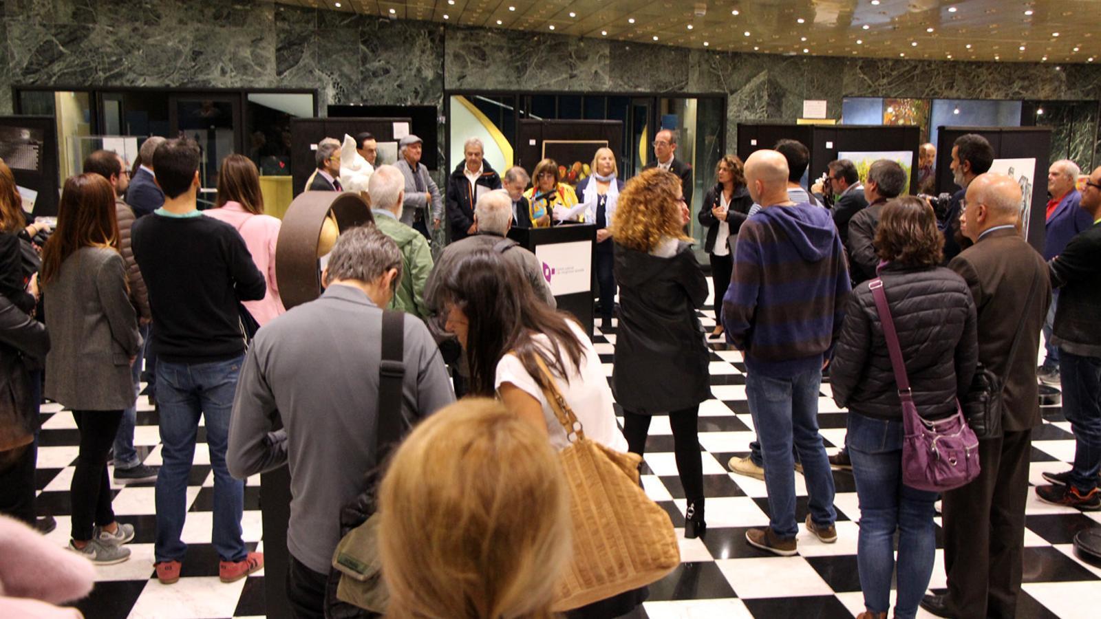 Cerimònia d'entrega de premis de la 24a edició dels Premis Arts. / T. N. (ANA)