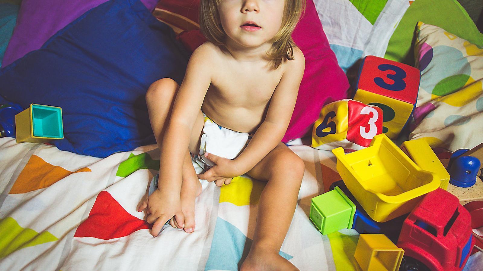 Sinèquies vulvars a la infància