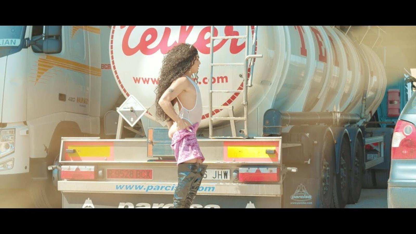 Las Bajas Pasiones, 'Ya no hay miedo', videoclip