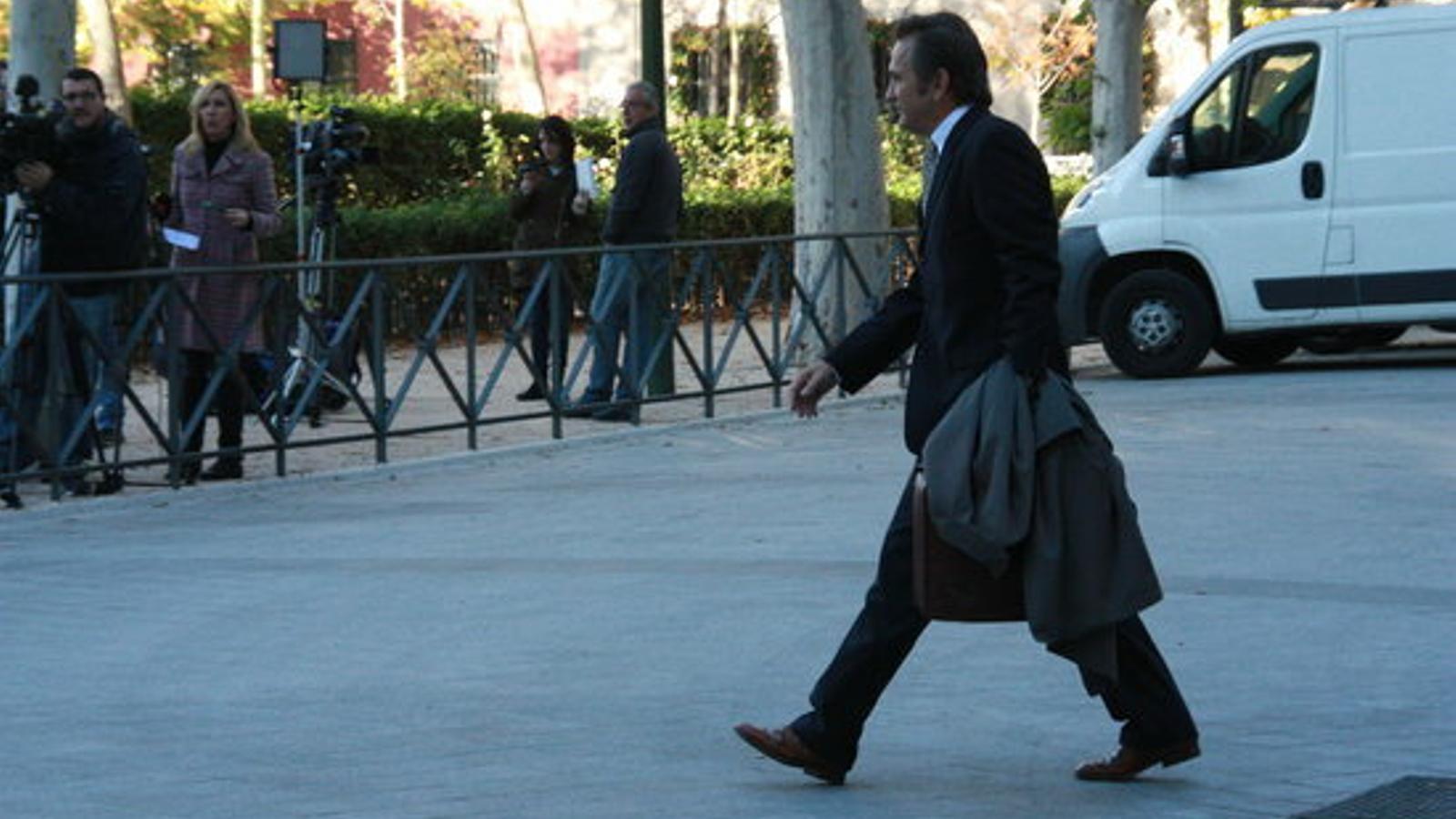 La Policia Nacional localitza 1,2 milions d'euros d'origen desconegut de Josep Pujol a Andorra