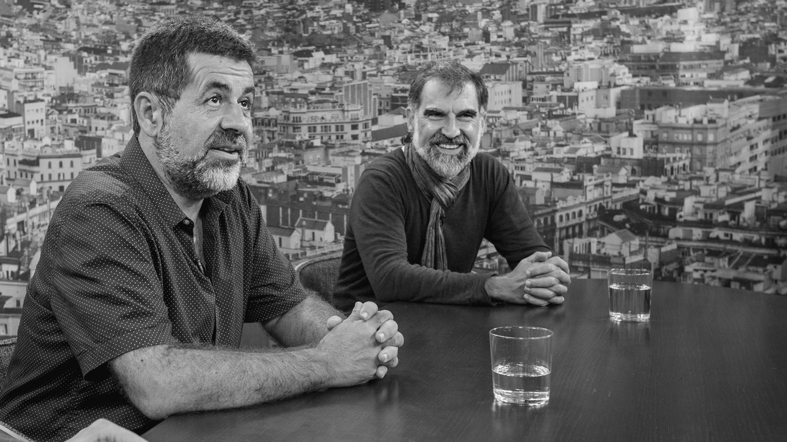 L'anàlisi d'Antoni Bassas: ''Sànchez i Cuixart, presos polítics'