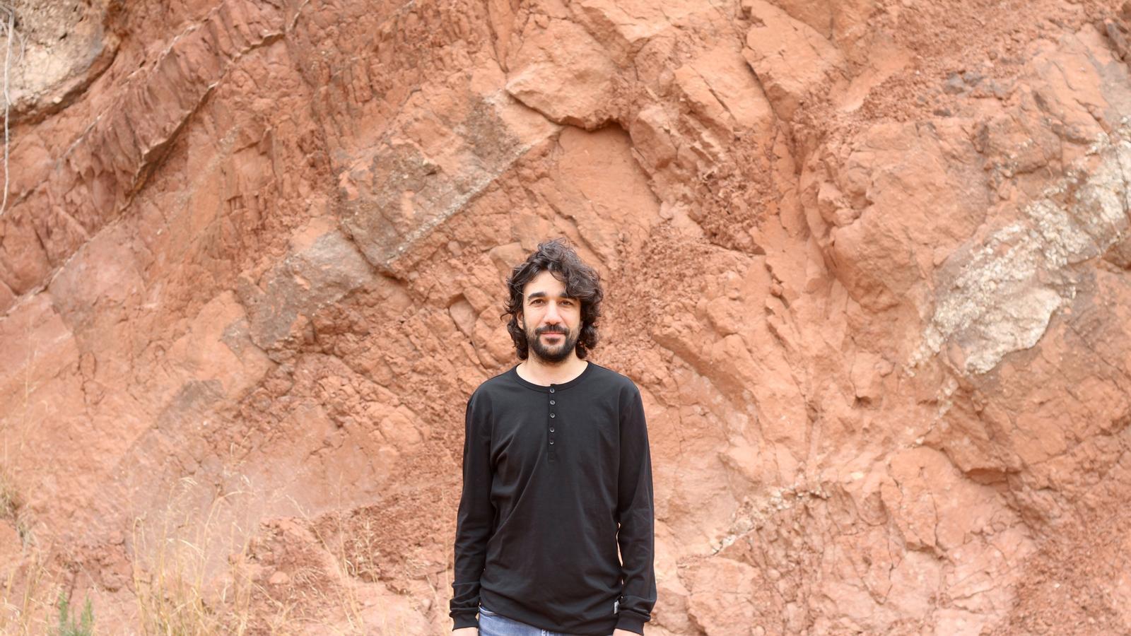 Carles Viarnès en una imatge de promoció.