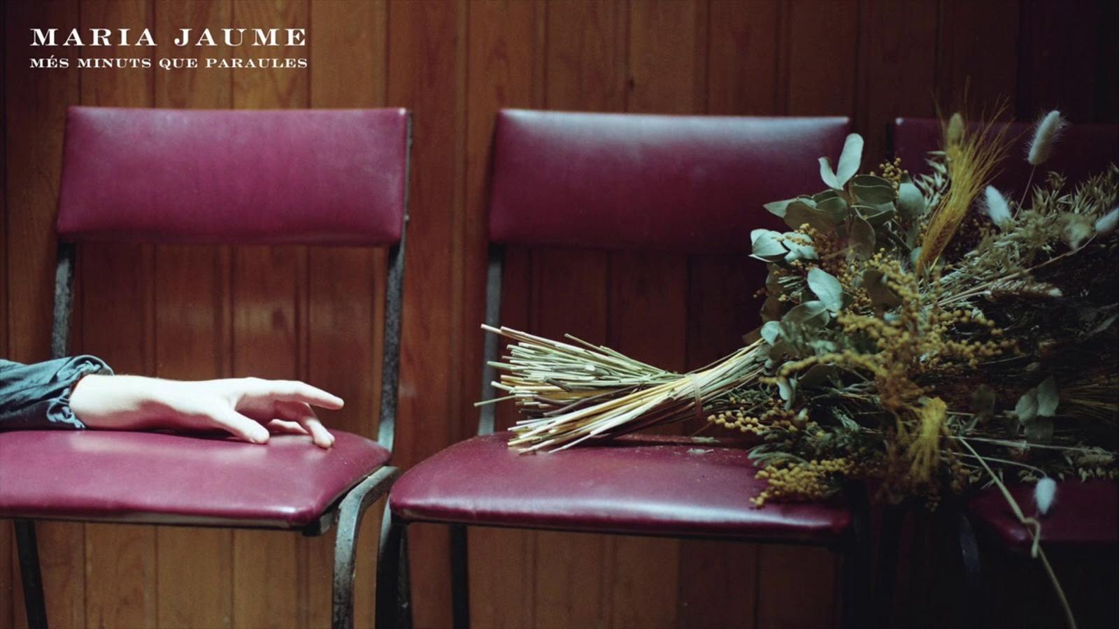 Maria Jaume, 'Més minuts que paraules'