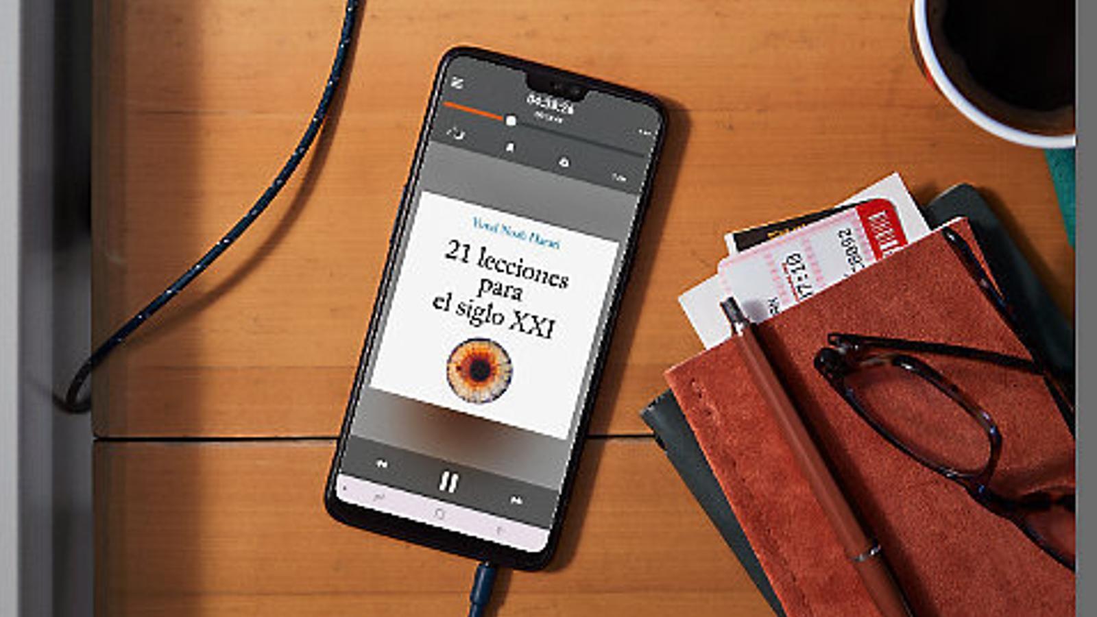 Audiollibres, literatura per escoltar