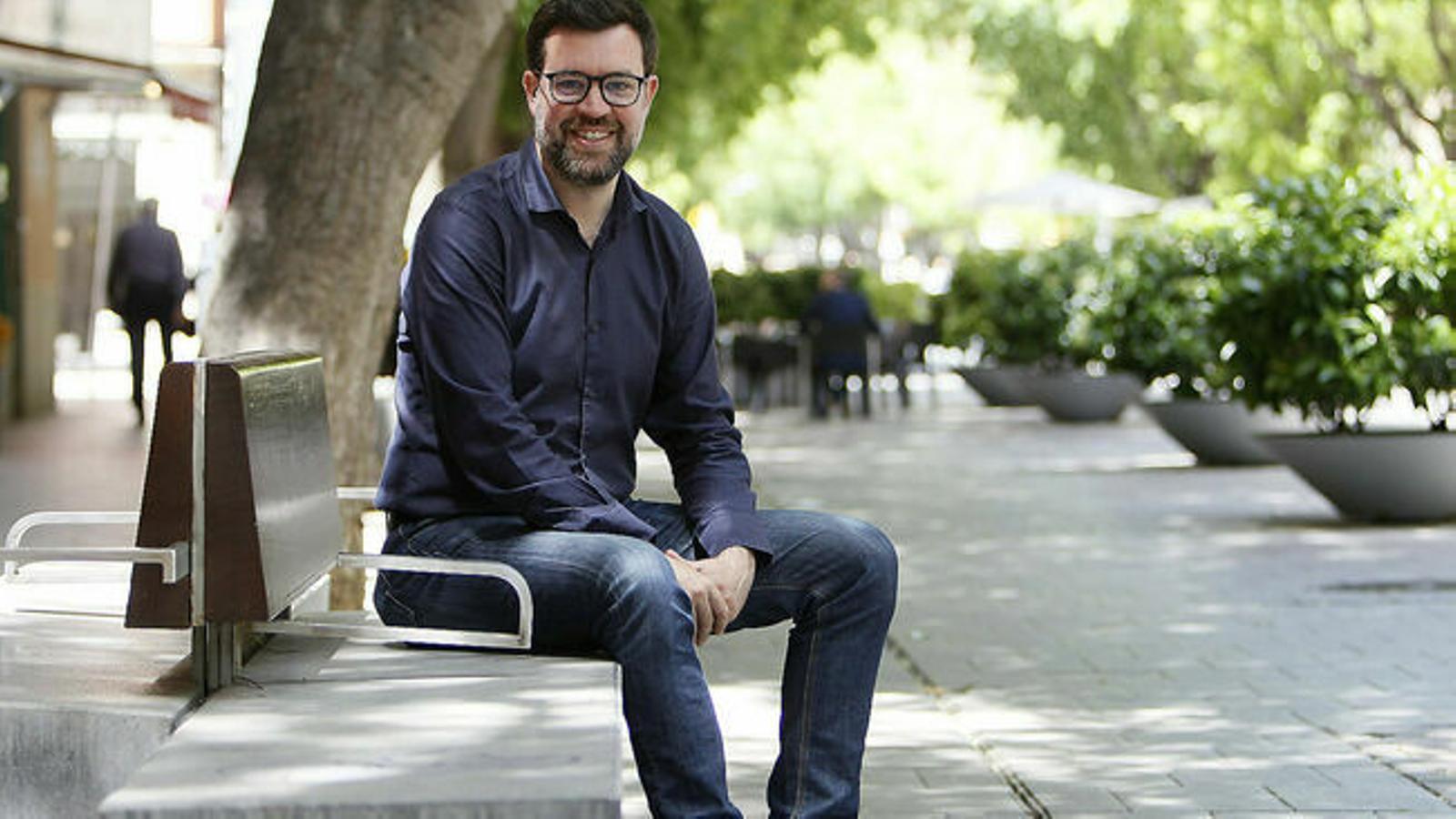 Antoni Noguera, batle de Palma en funcions