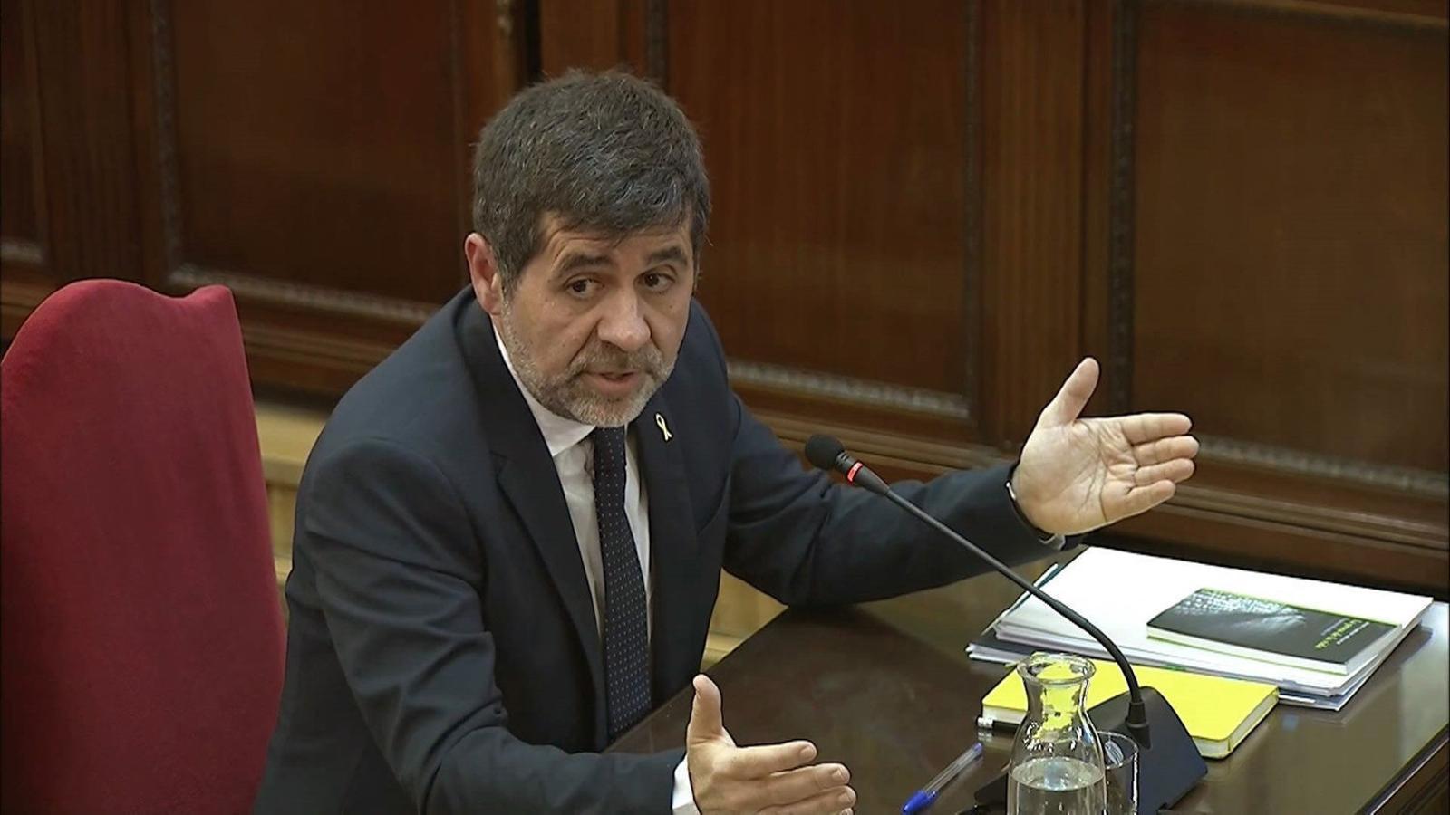 """Sànchez desmunta el relat dels """"tumults"""""""