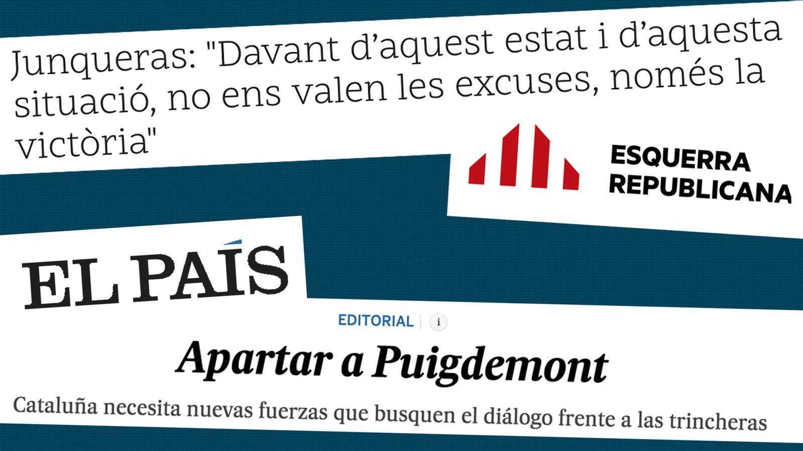 L'anàlisi d'Antoni Bassas: 'Puigdemont i Junqueras, enquestes i eleccions'