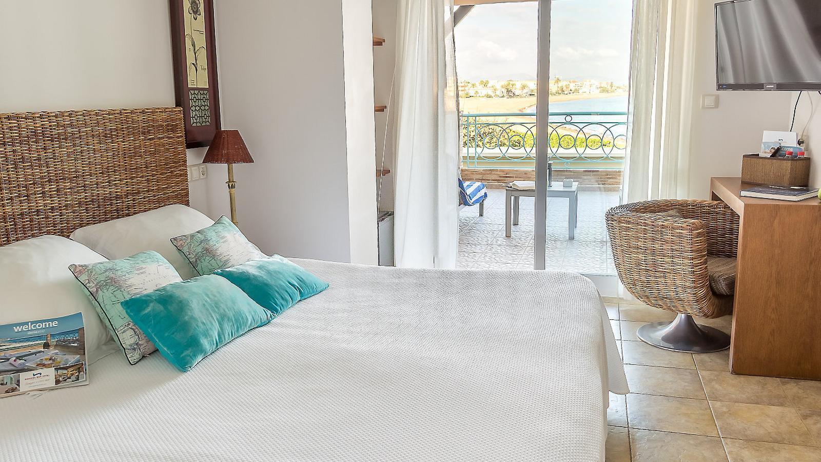 Un país per confinar-s'hi Noguera Mar Hotel El llegat d'un somni fet realitat a la costa de Dénia