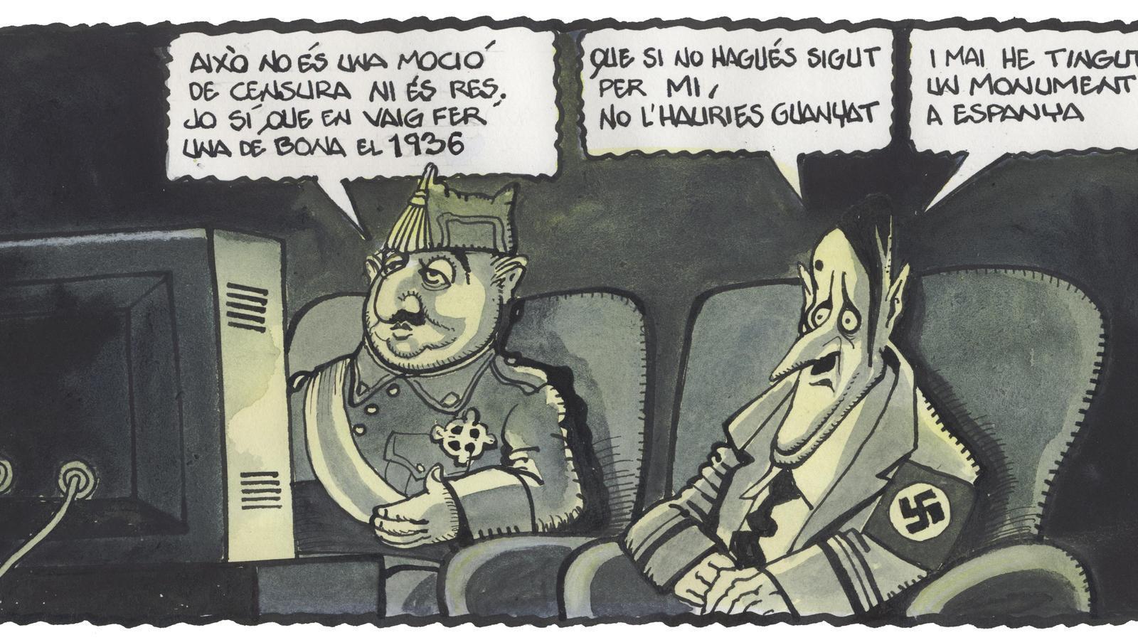 'A la contra', per Ferreres 26/10/2020