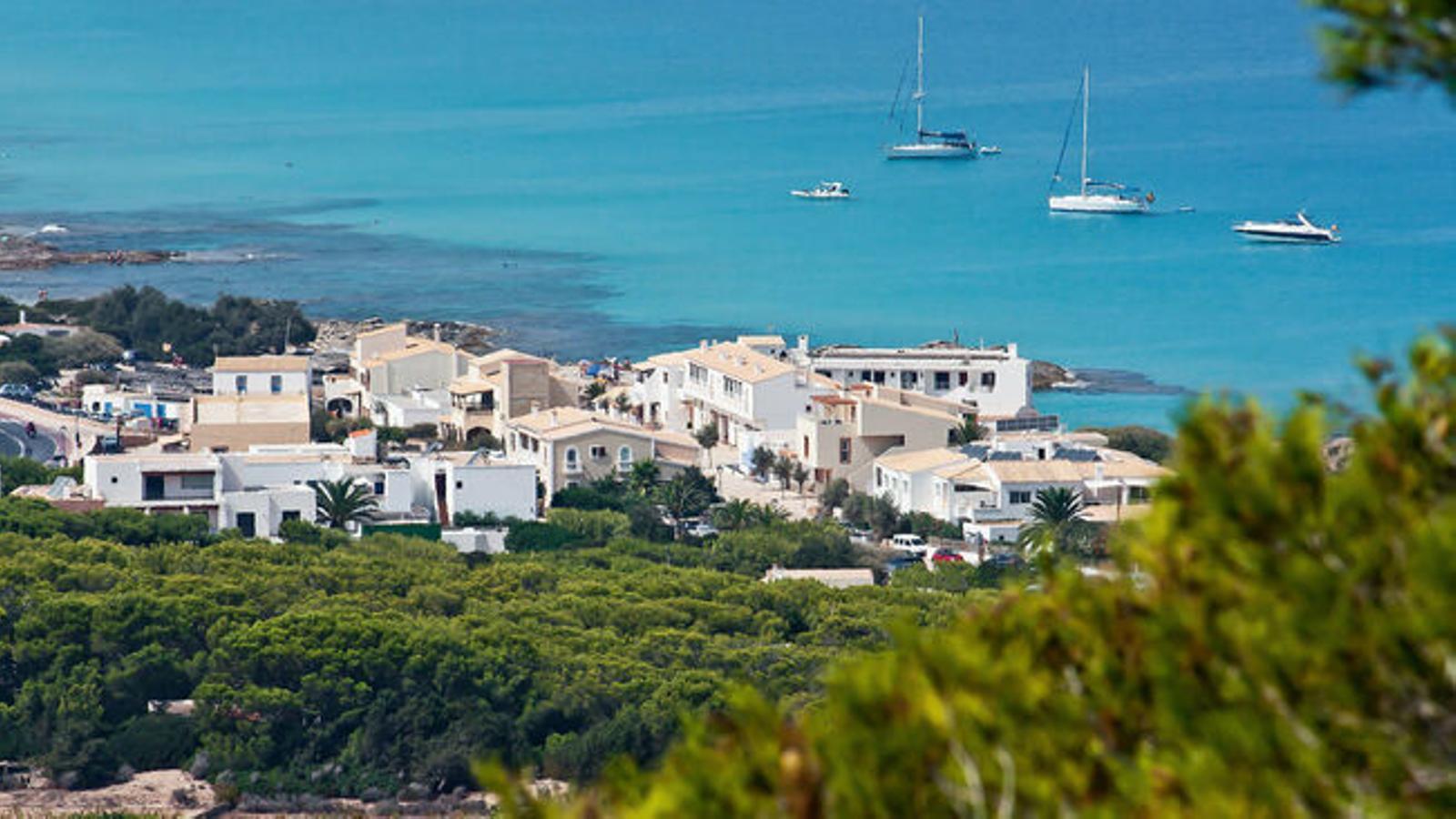 Nova mesura per frenar l'augment de contagis a l'illa de Formentera.