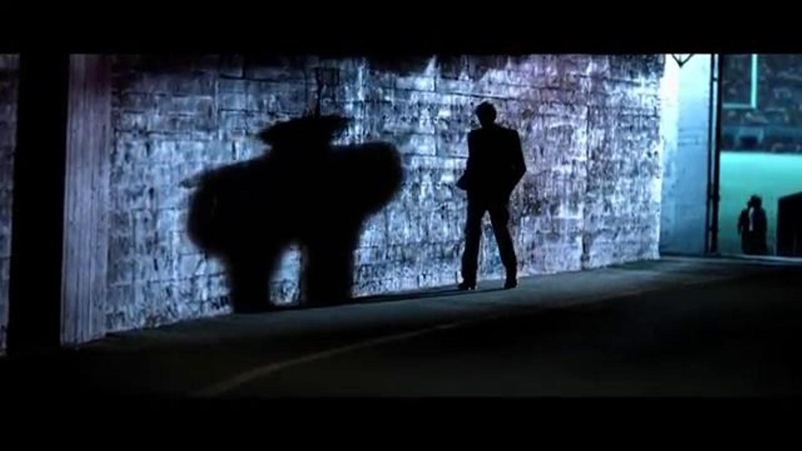 L'anunci de Chrysler amb Clint Eastwood com a protagonista, emès a la mitja part de la Superbowl