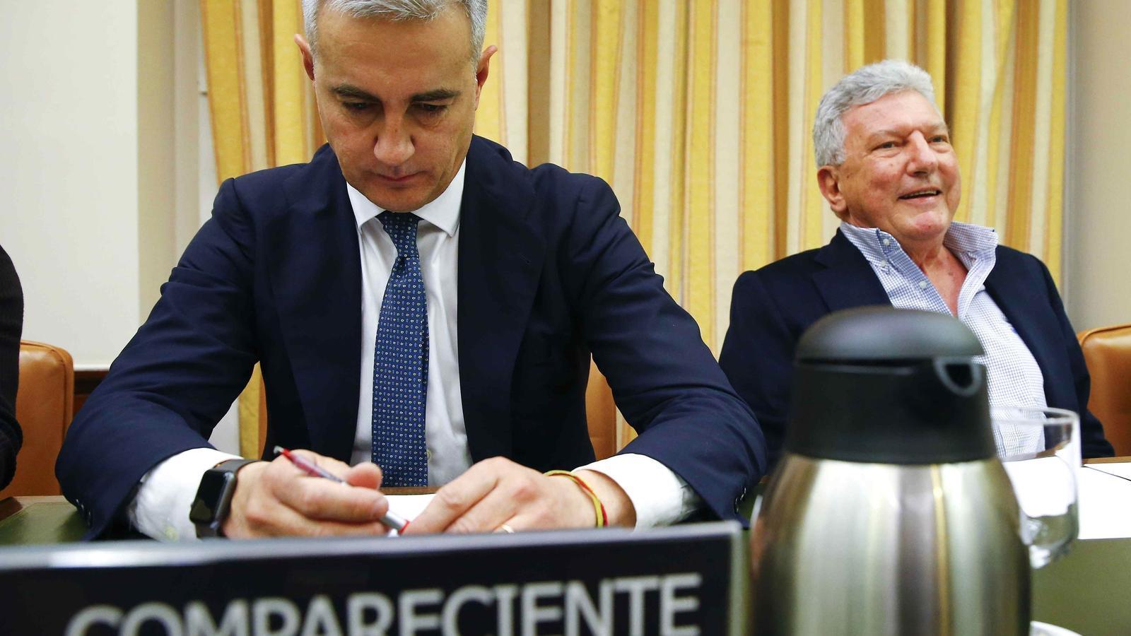 Costa ratifica davant el jutge que va ser Camps qui va ordenar fer contractes amb empreses de la Gürtel