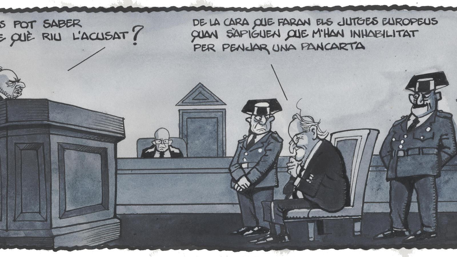 'A la contra', per Ferreres 18/09/2020