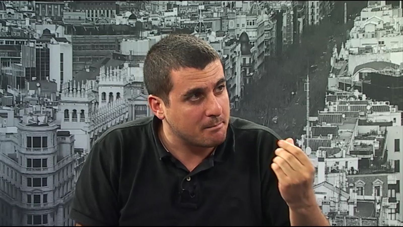 Quim Arrufat: Al Parlament hi ha odi de classes