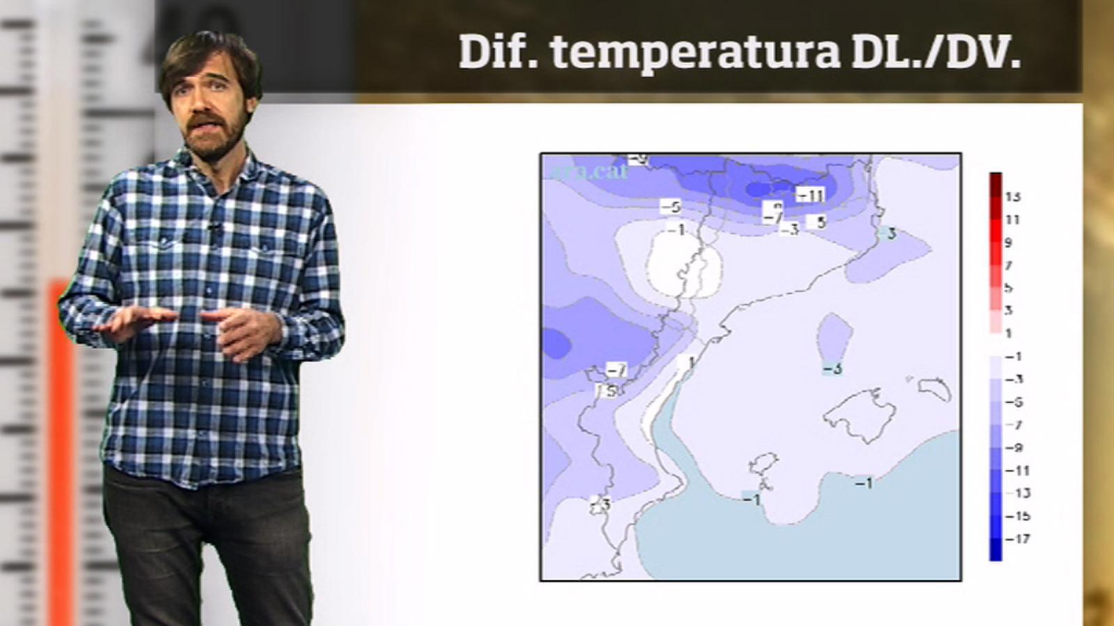 Méteo especial: setmana de fred polar