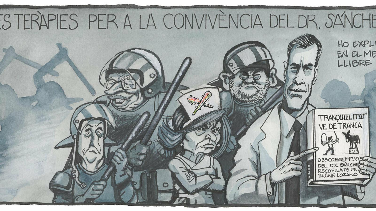 'A la contra', per Ferreres 16/10/2019