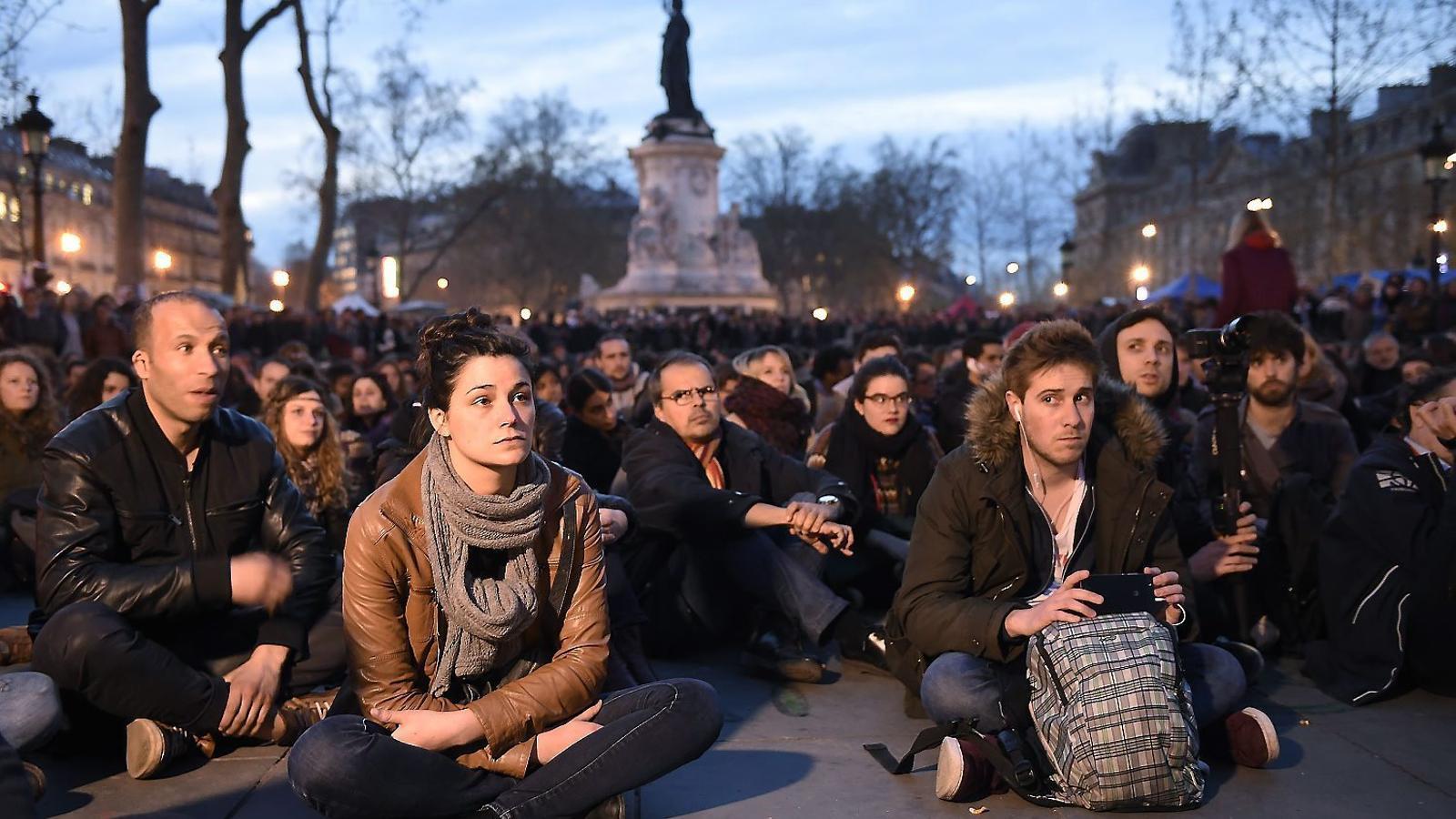 La incògnita de Nuit Debout
