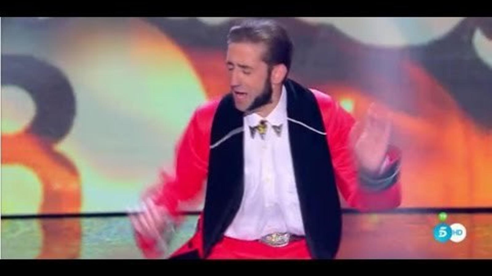 El moment en què es va fer públic el guanyador de l'edició de 'Got Talent'