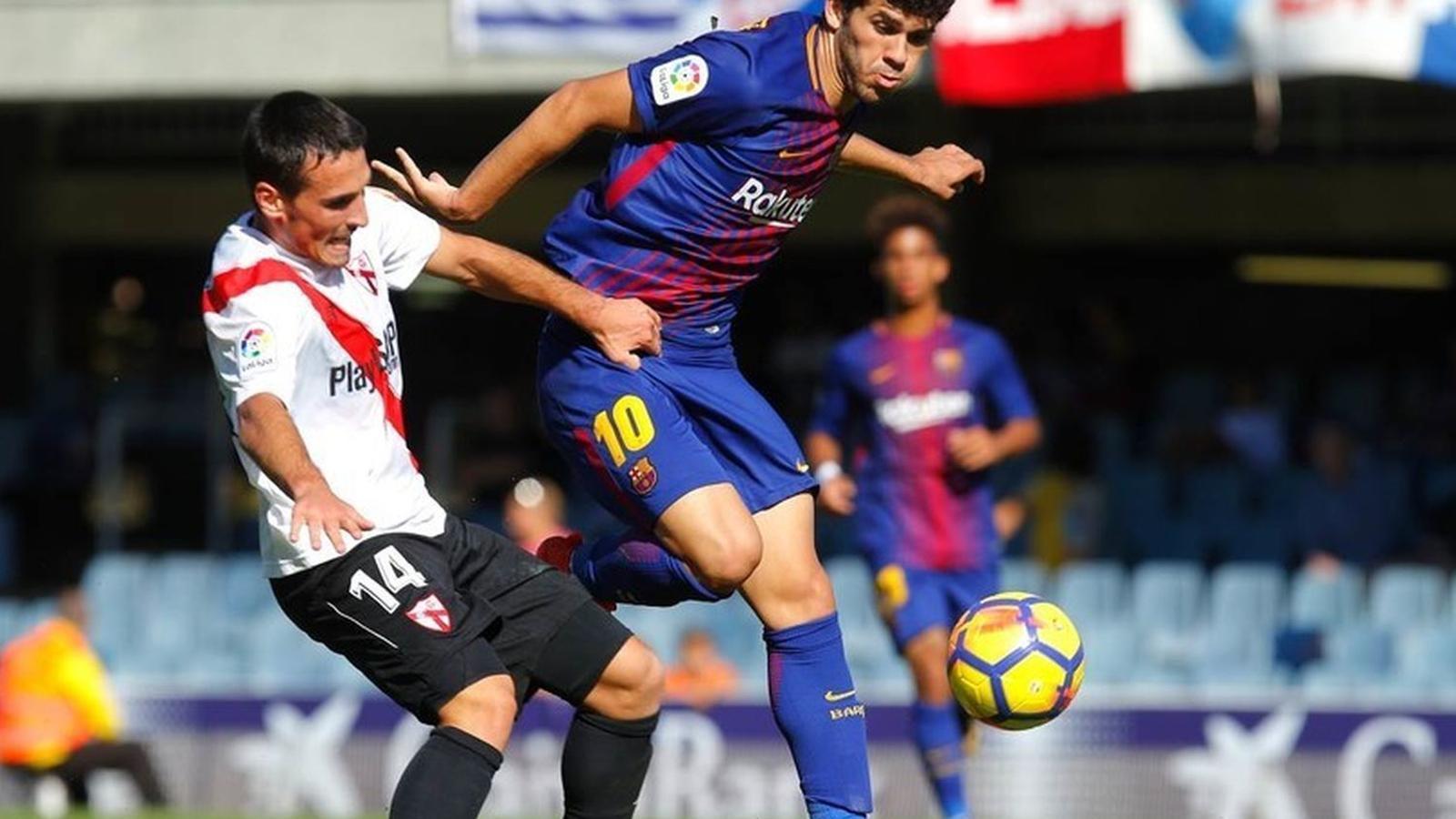 Carles Aleñá apunta a titular en l'important duel contra l'Sporting de Gijón
