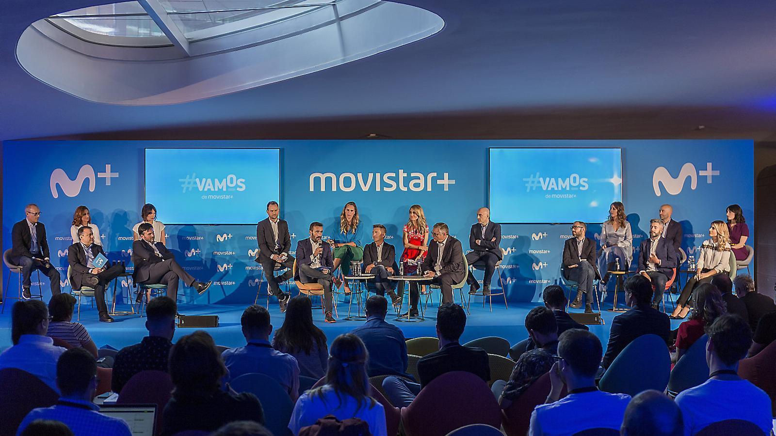 Movistar+ passa a l'atac per ampliar la seva influència